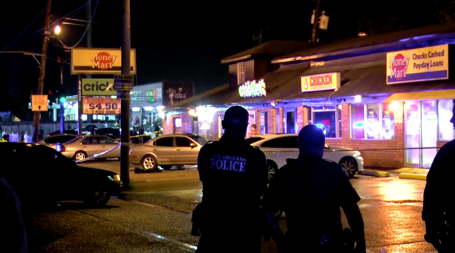 New Orleans shooting today leaves 3 dead, 7 injured - CBS News