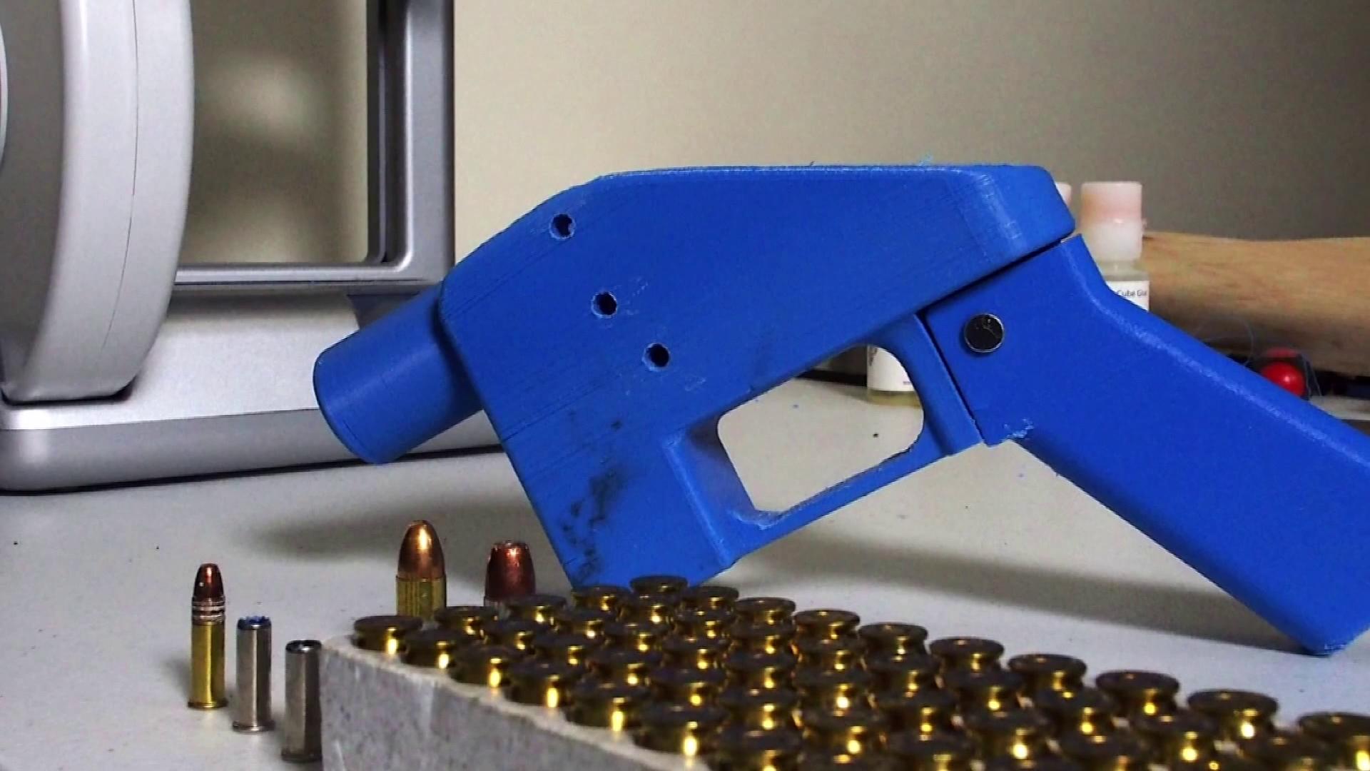 3d printed gun laws canada