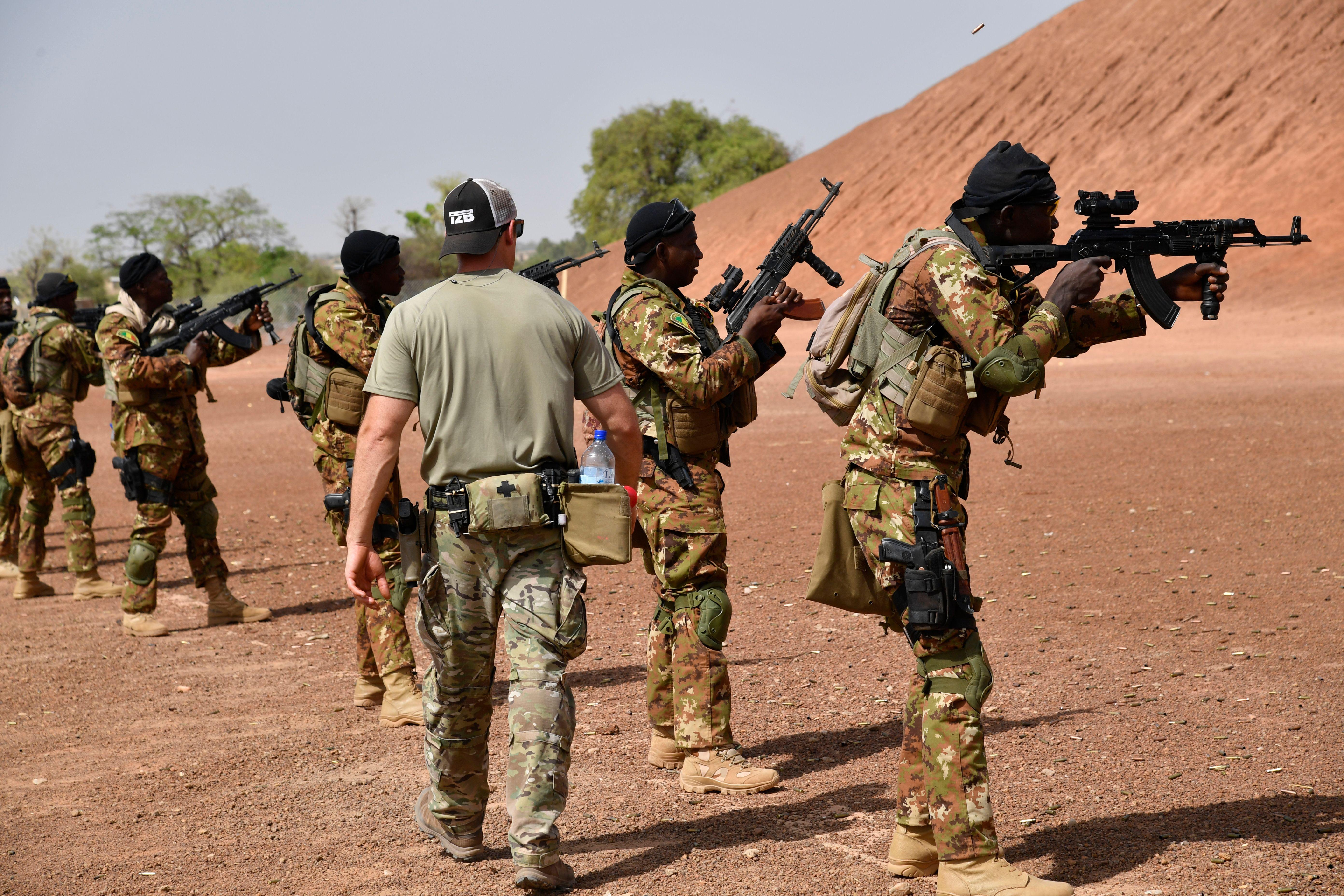 us military boosting american troops security in africa after niger