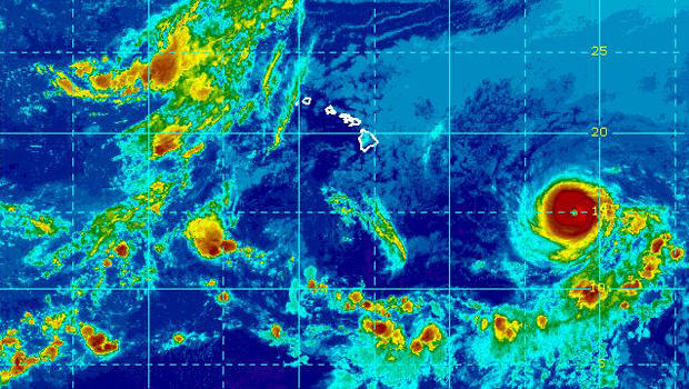 Hurricane Hector: Hawaii track, Hector path, models, latest