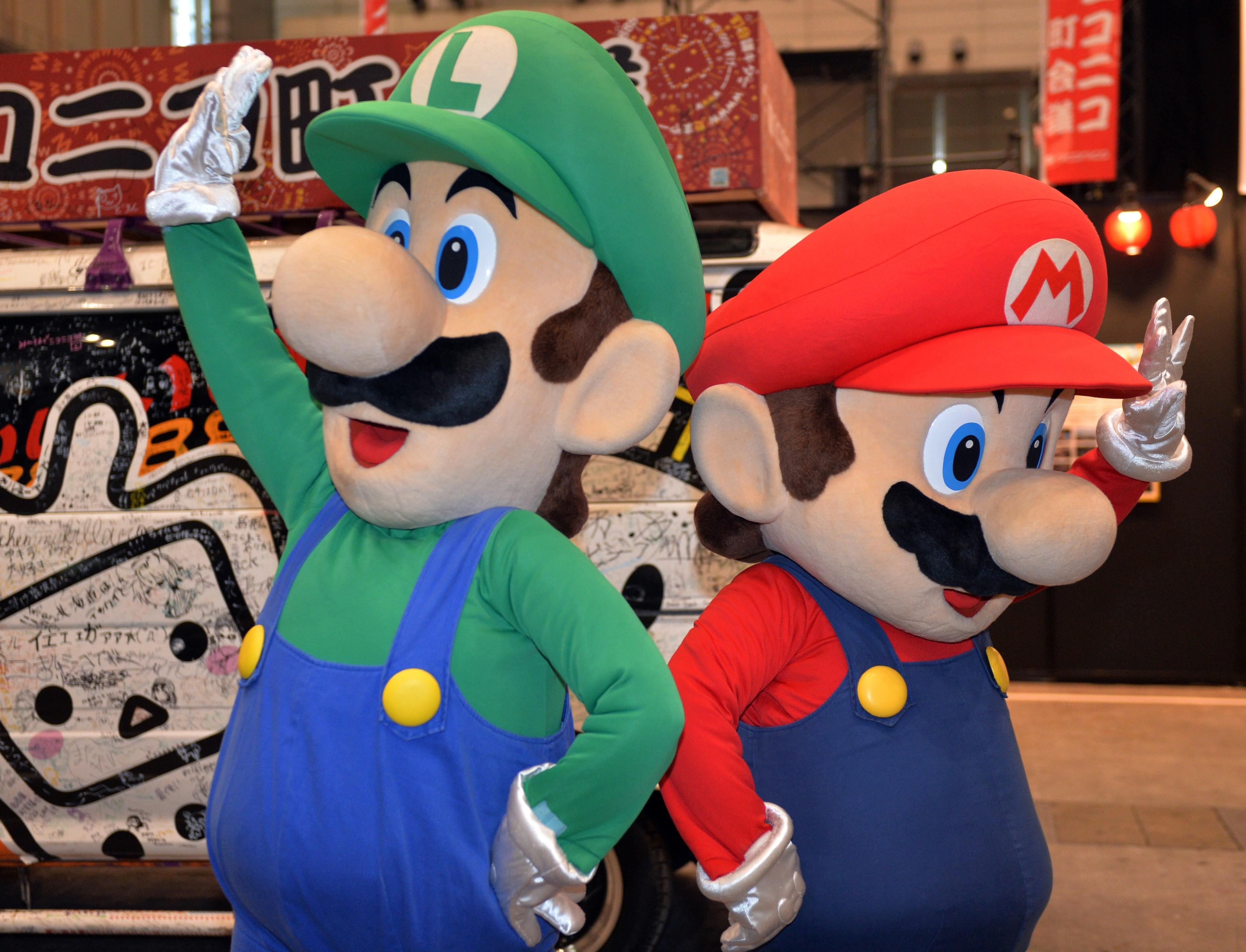 Nintendo S Luigi Appears To Be Killed In Broadcast Fans