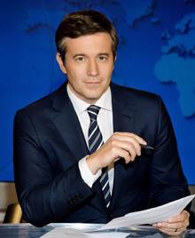 Jeff Glor, CBS News correspondent