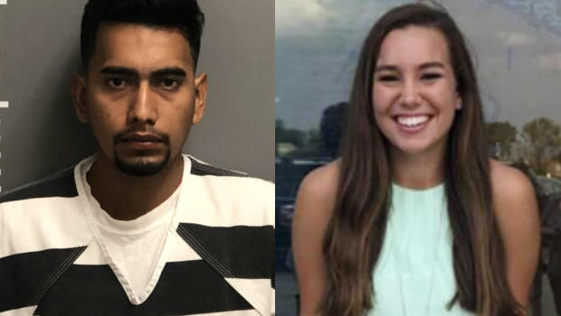Mollie Tibbetts murder suspect told police he'd seen her before - CBS News
