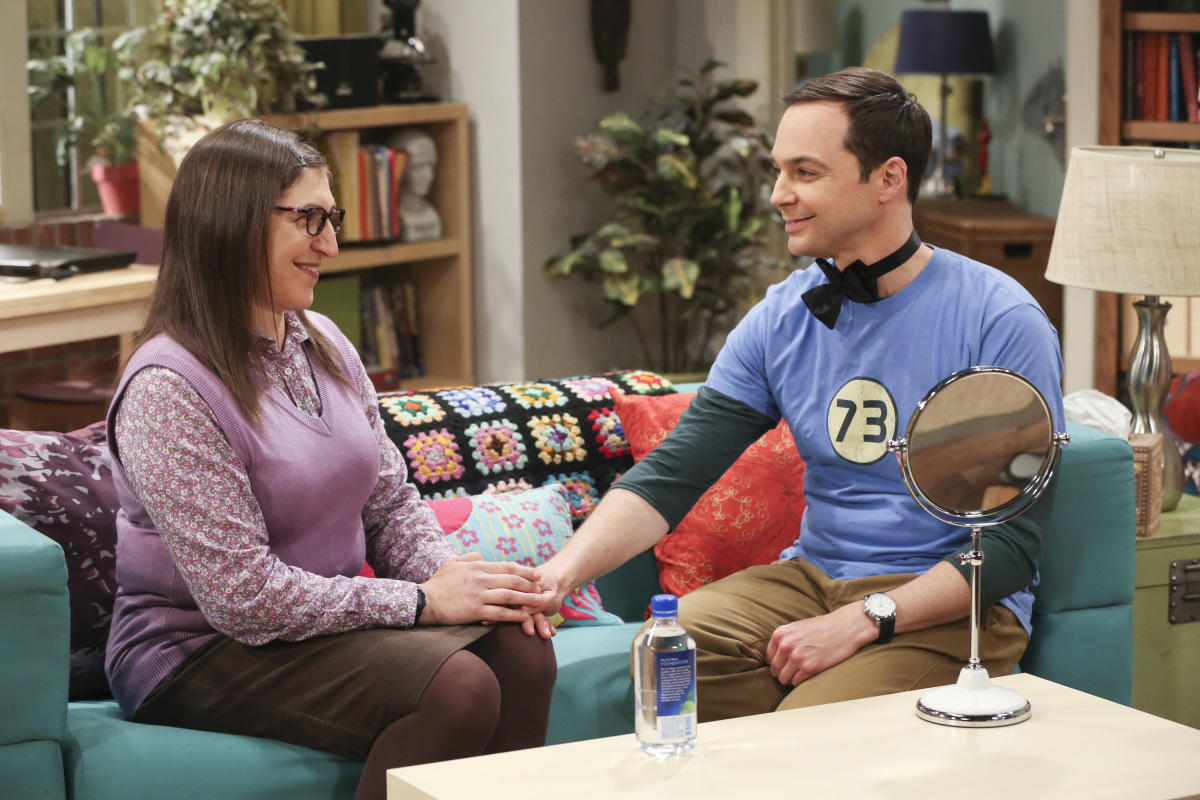 Amy Delucia big bang theory final season: hit cbs show will end after