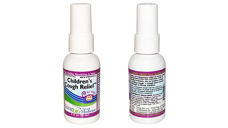32 children's medicines recalled for possible