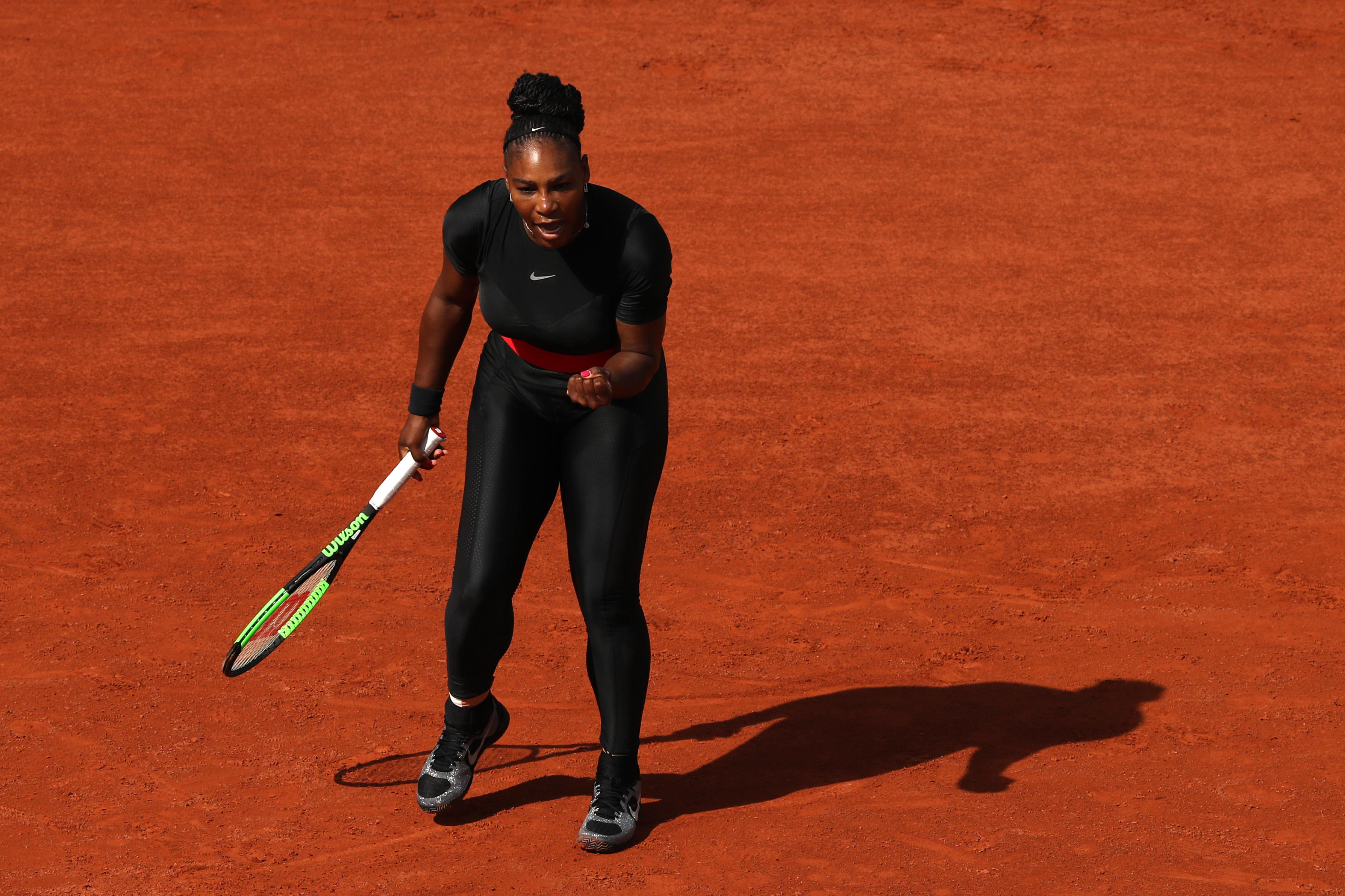 Serena Williams banned from wearing catsuit as French Open changes rules 29da555b6