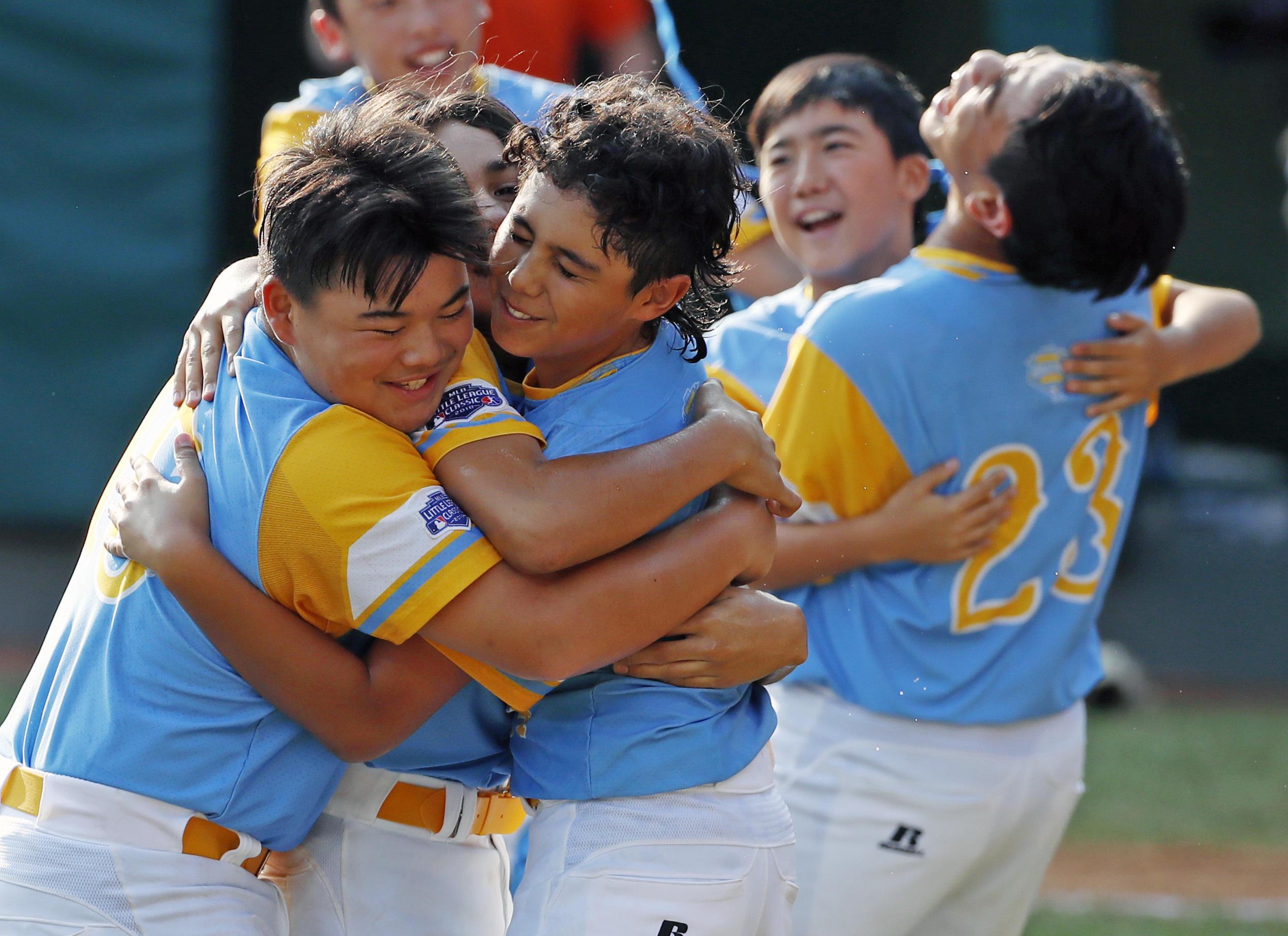 Hawaii wins 2018 Little League World Series championship