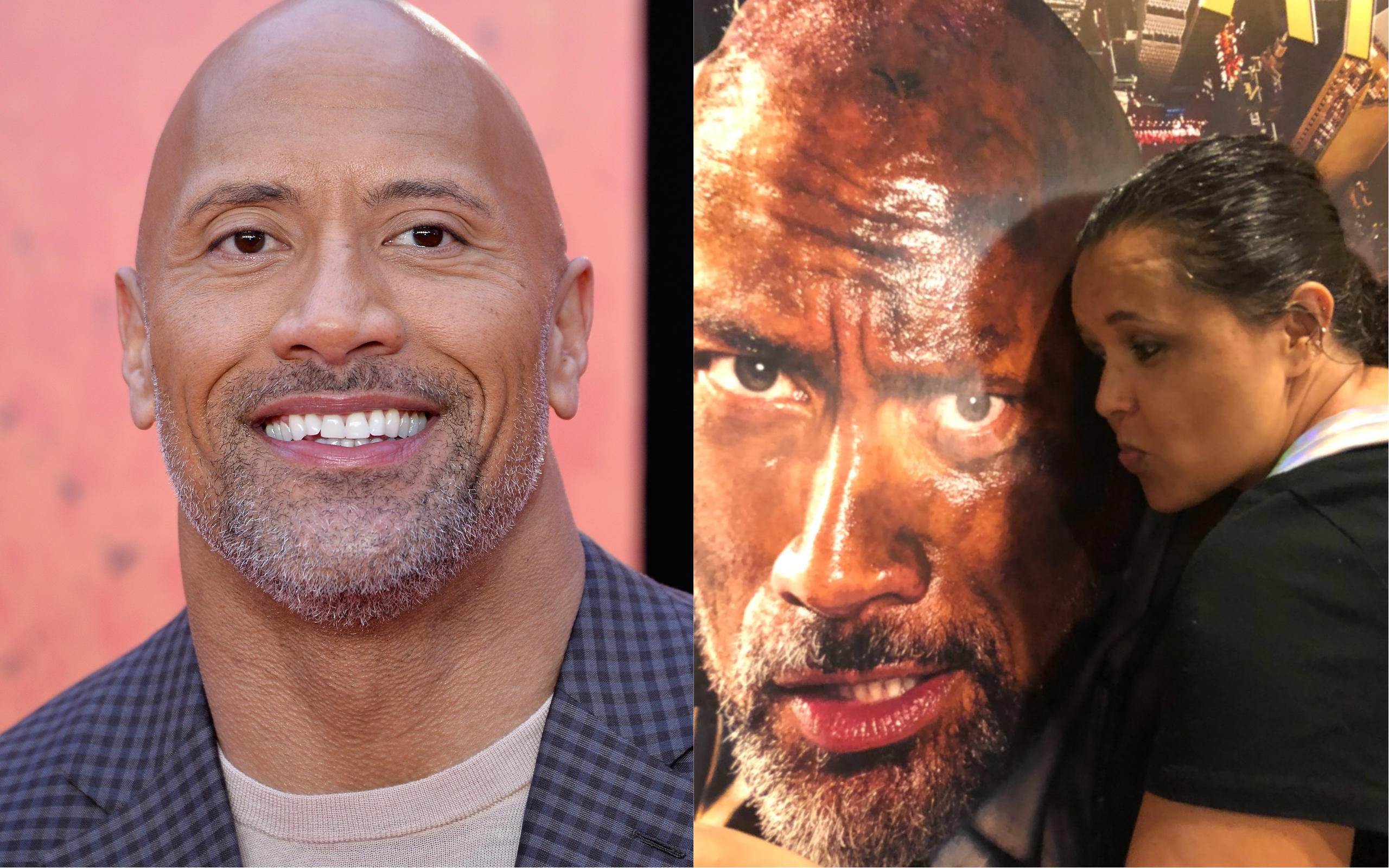 Dwayne The Rock Johnson Sends Emotional Video To Teen Who Lost His