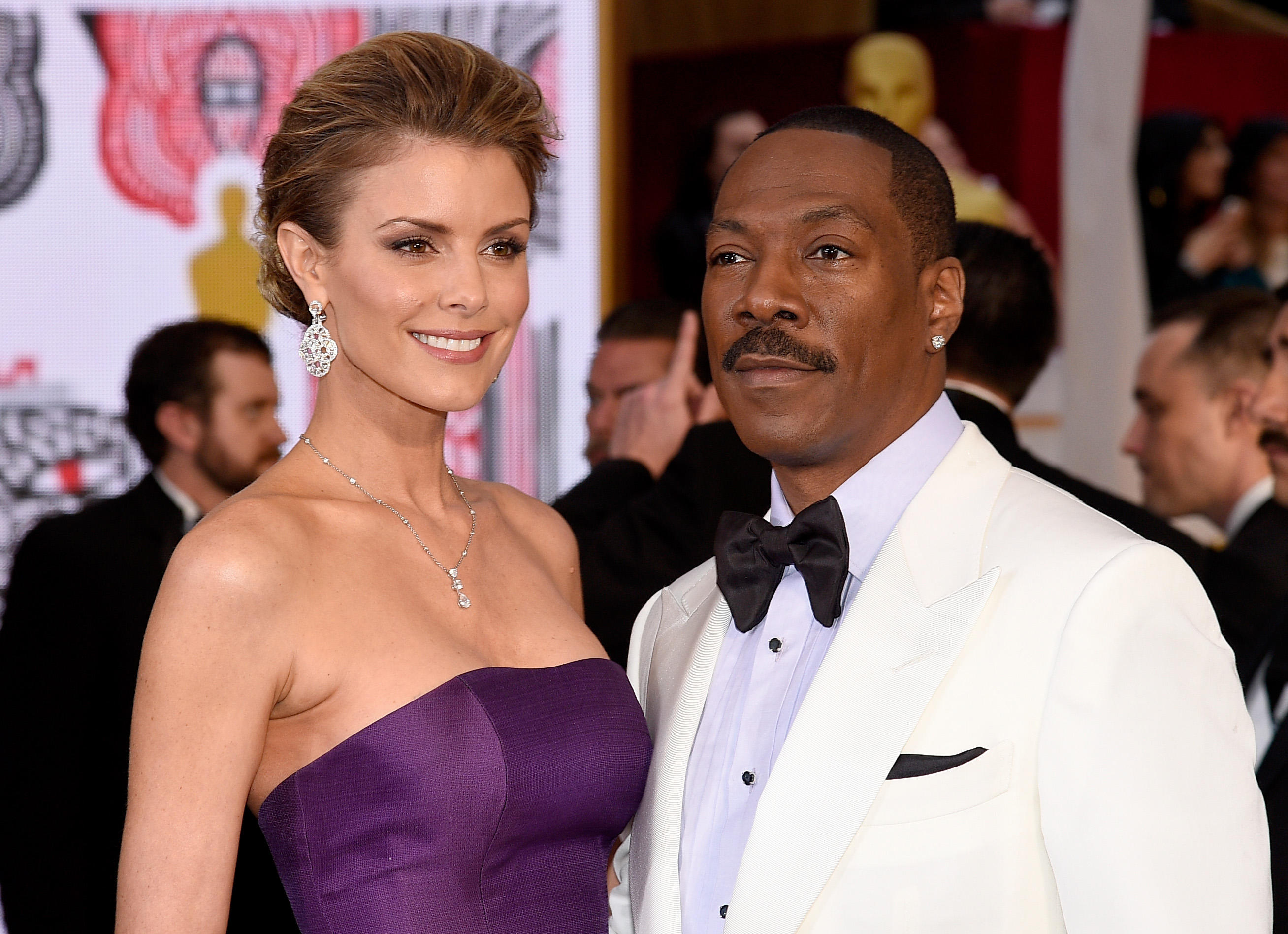Eddie Murphy, Paige Butcher Expecting Second Child -5343
