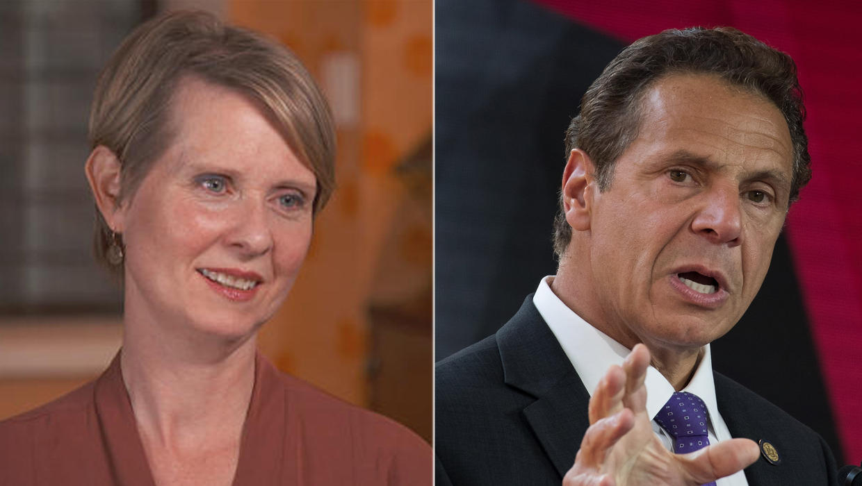 Nixon-Cuomo debate: How to watch the New York Governor