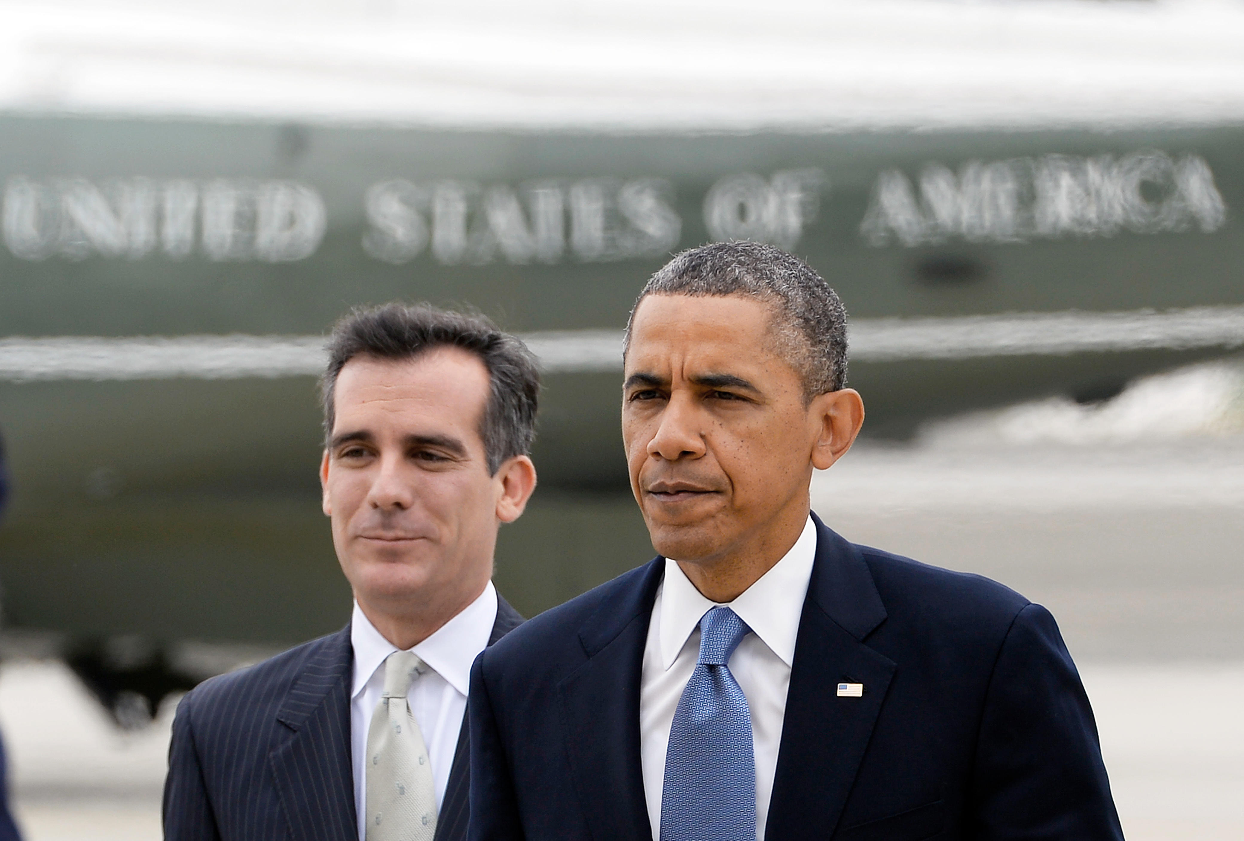 Obama Blvd : Los Angeles to rename Rodeo Road after former
