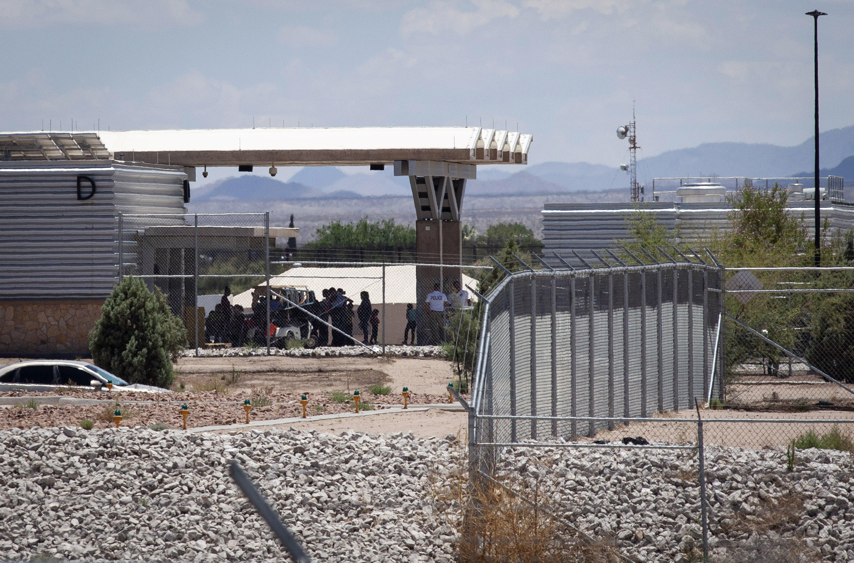 Feds holding 12,800 migrant children in detention centers