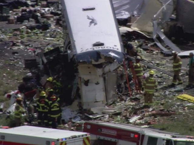 Deadly New Mexico bus crash with semi truck may have been