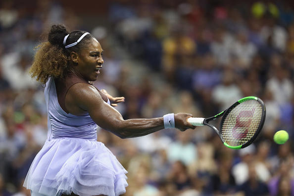 518128a0bd5 Inspirational new Nike ad features a young Serena Williams playing tennis
