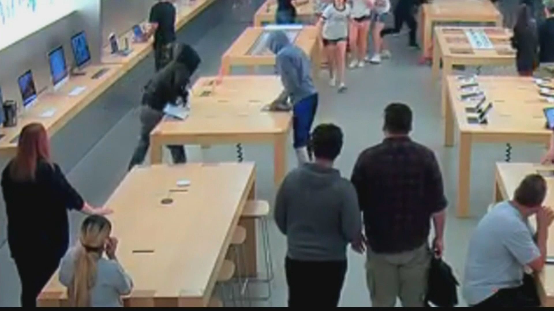 Image result for apple store thefts