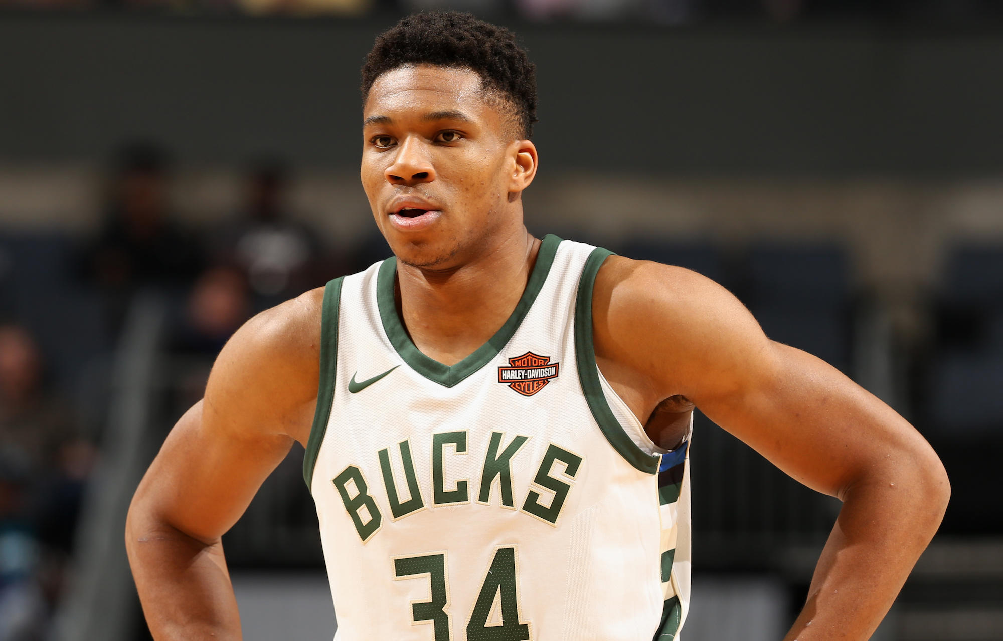 6b0e7e08dbbb Giannis Antetokounmpo on Sterling Brown arrest