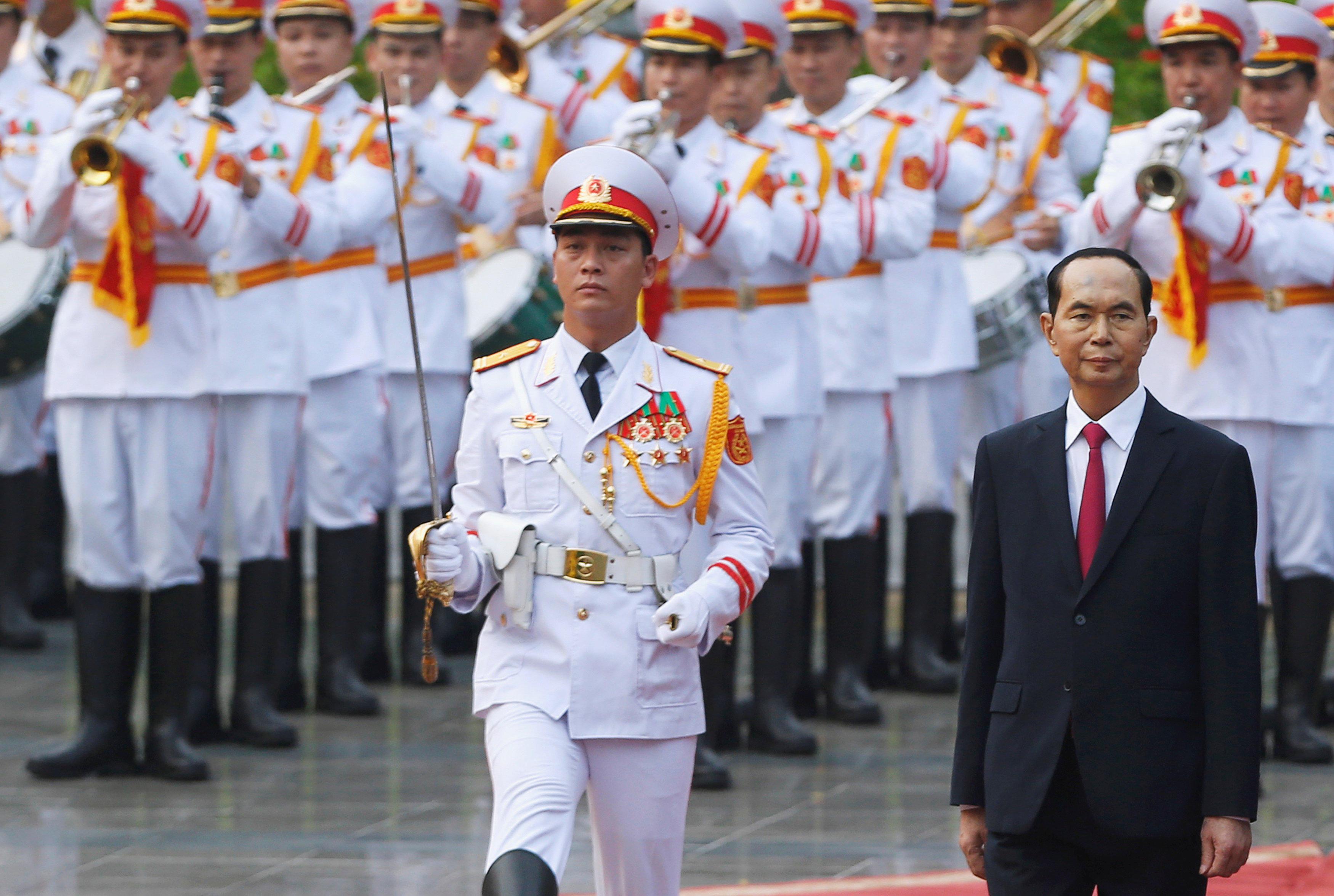 Vietnam President Tran Dai Quang Dead At 61, Communist Party Confirms