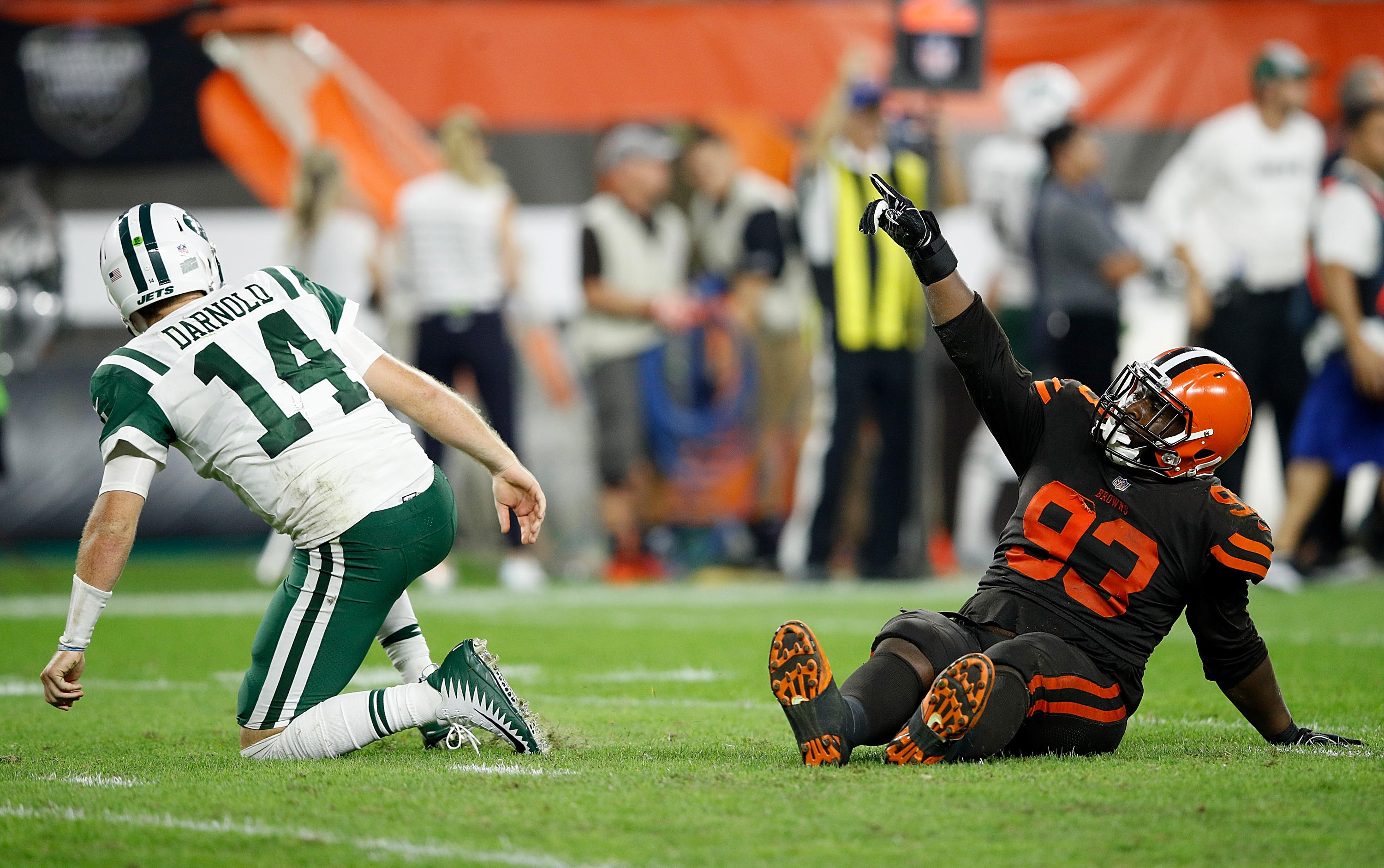 Cleveland Browns win for the first time since 2016 - CBS News