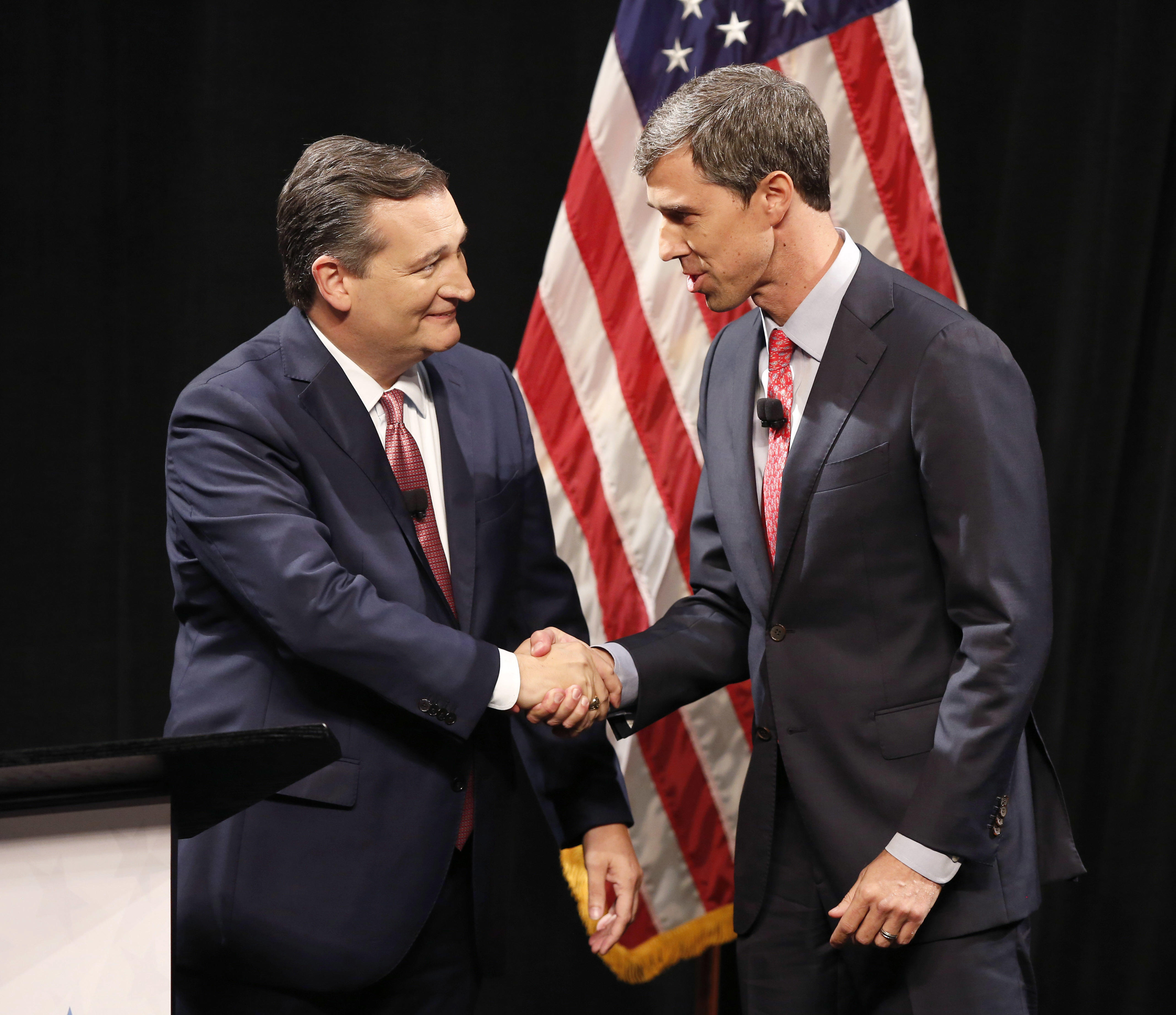 Ted Cruz And Beto Orourke Face Off In First Debate