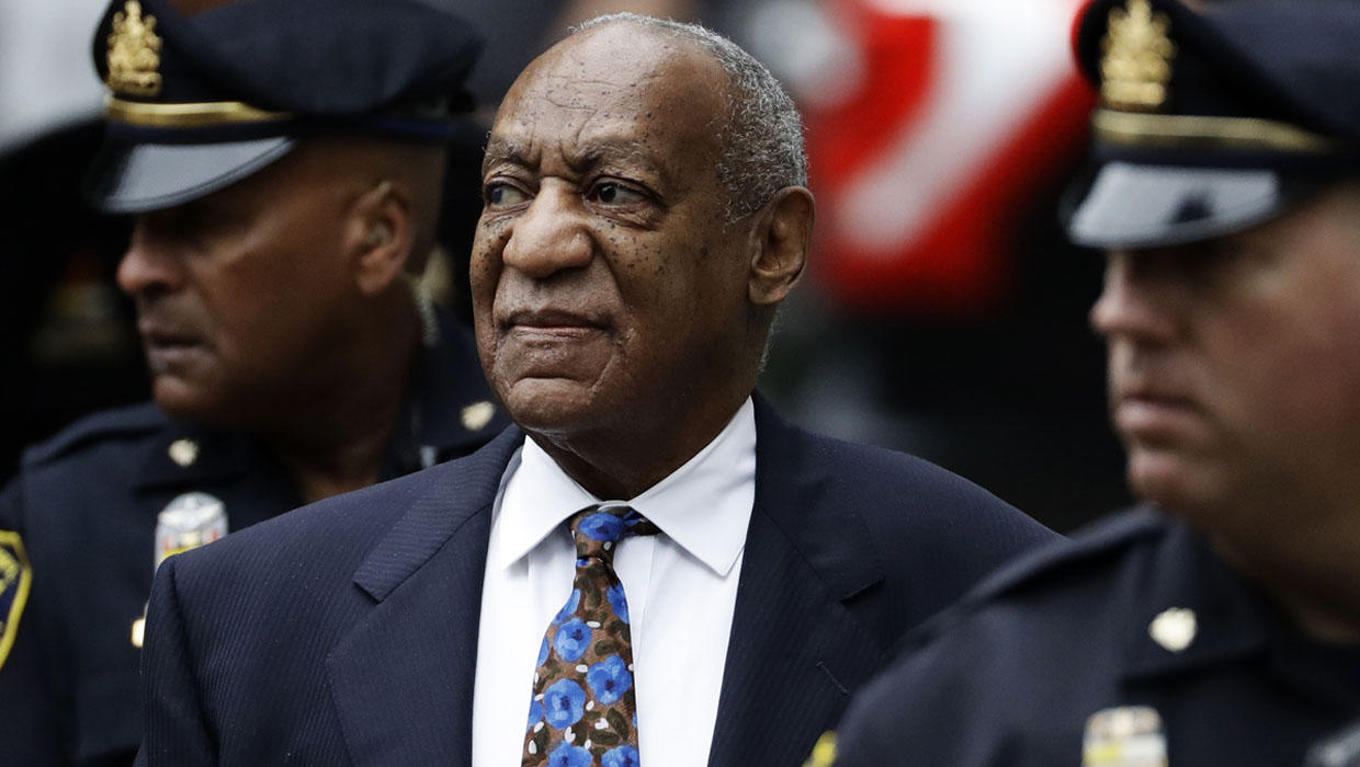 8dc05f08f2c Stars and pundits react to Cosby sentencing - CBS News