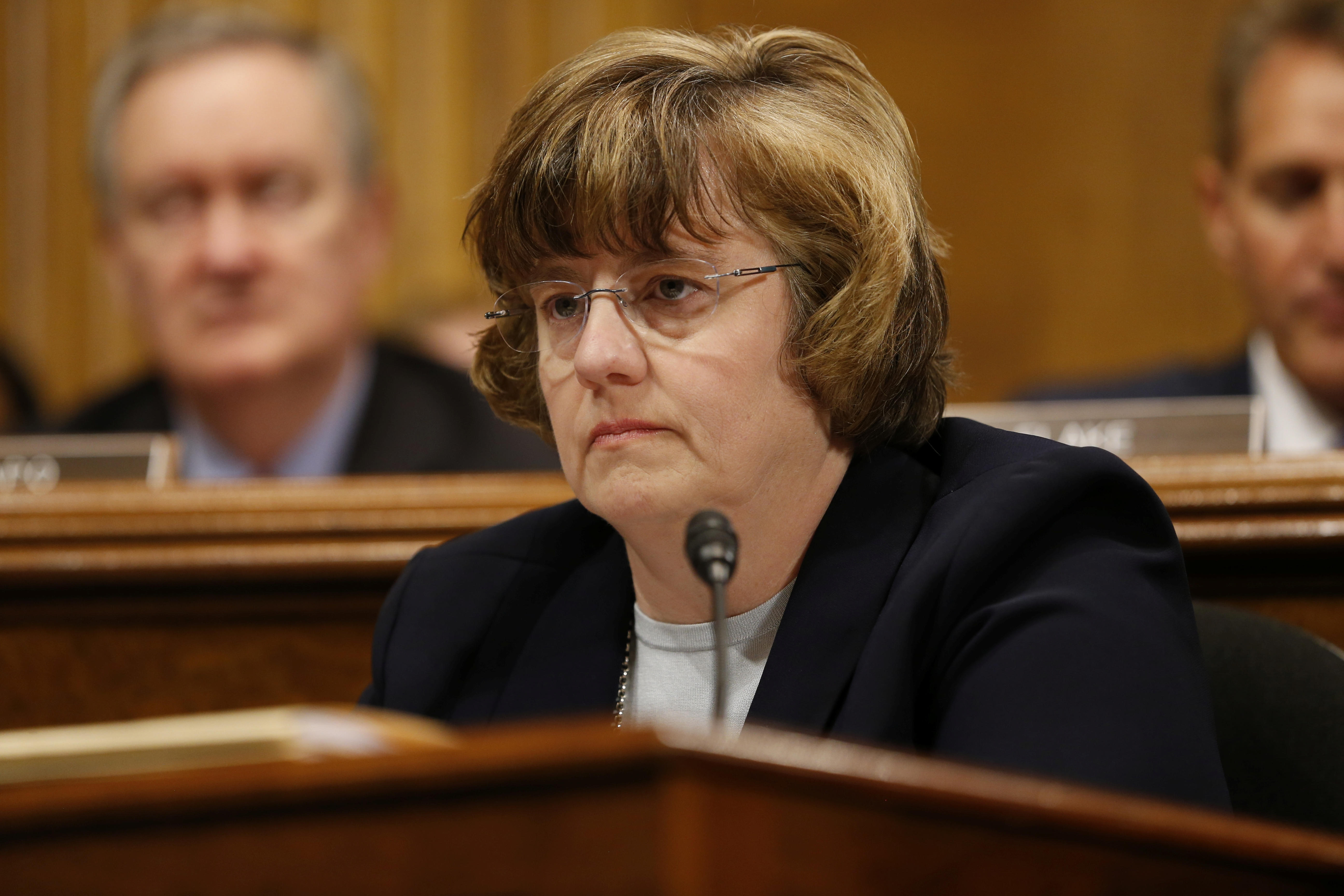 In Texas Questions About Prosecuting >> Rachel Mitchell Gop Hired Prosecutor Questions Credibility Of