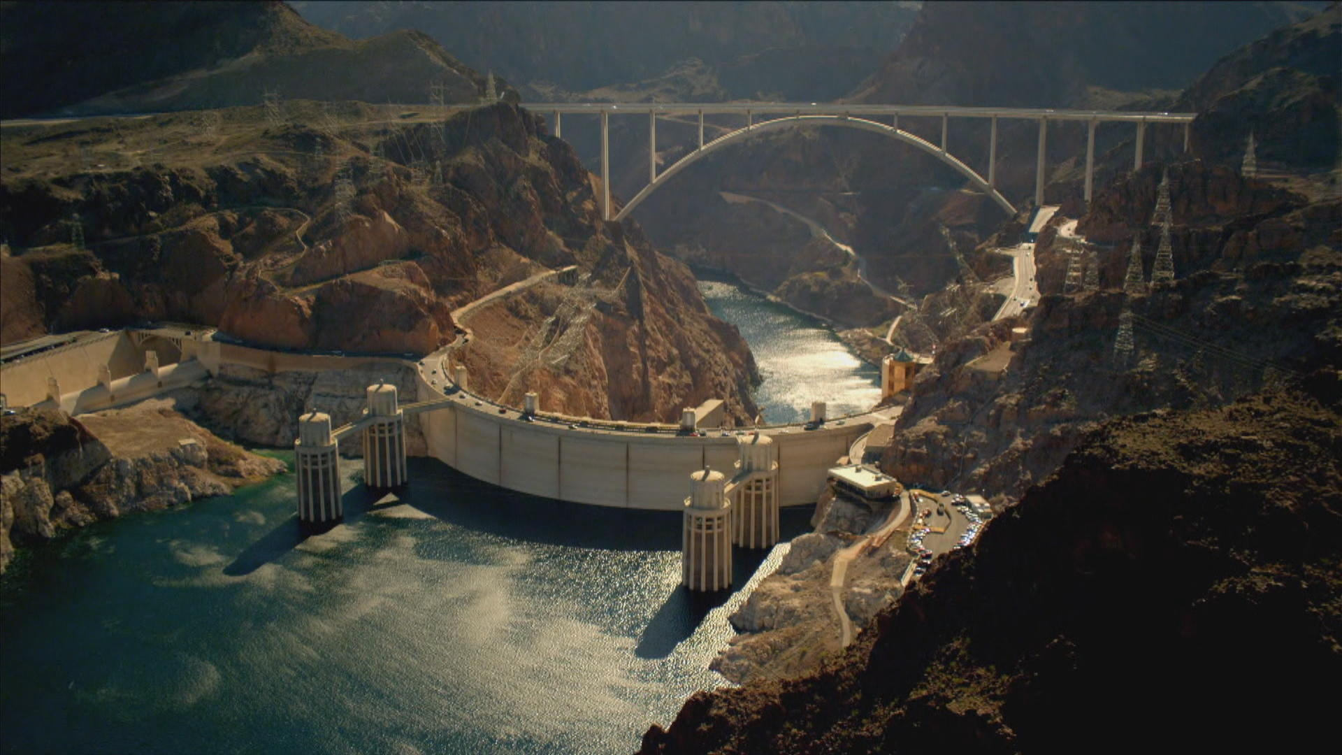 Hoover Dam: $3 billion project hopes to turn power plant