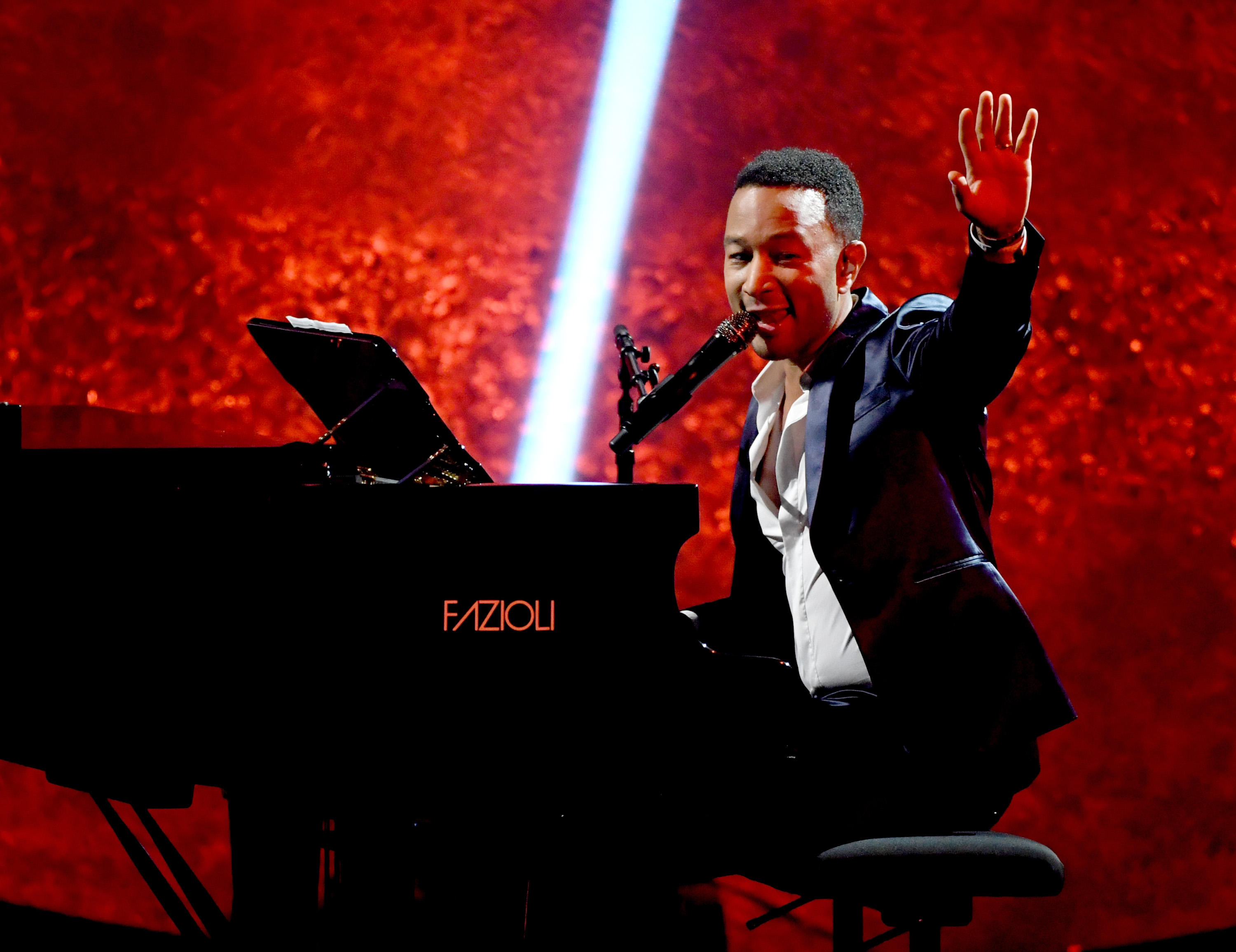 John Legend To Release A Legendary Christmas Album Cbs News