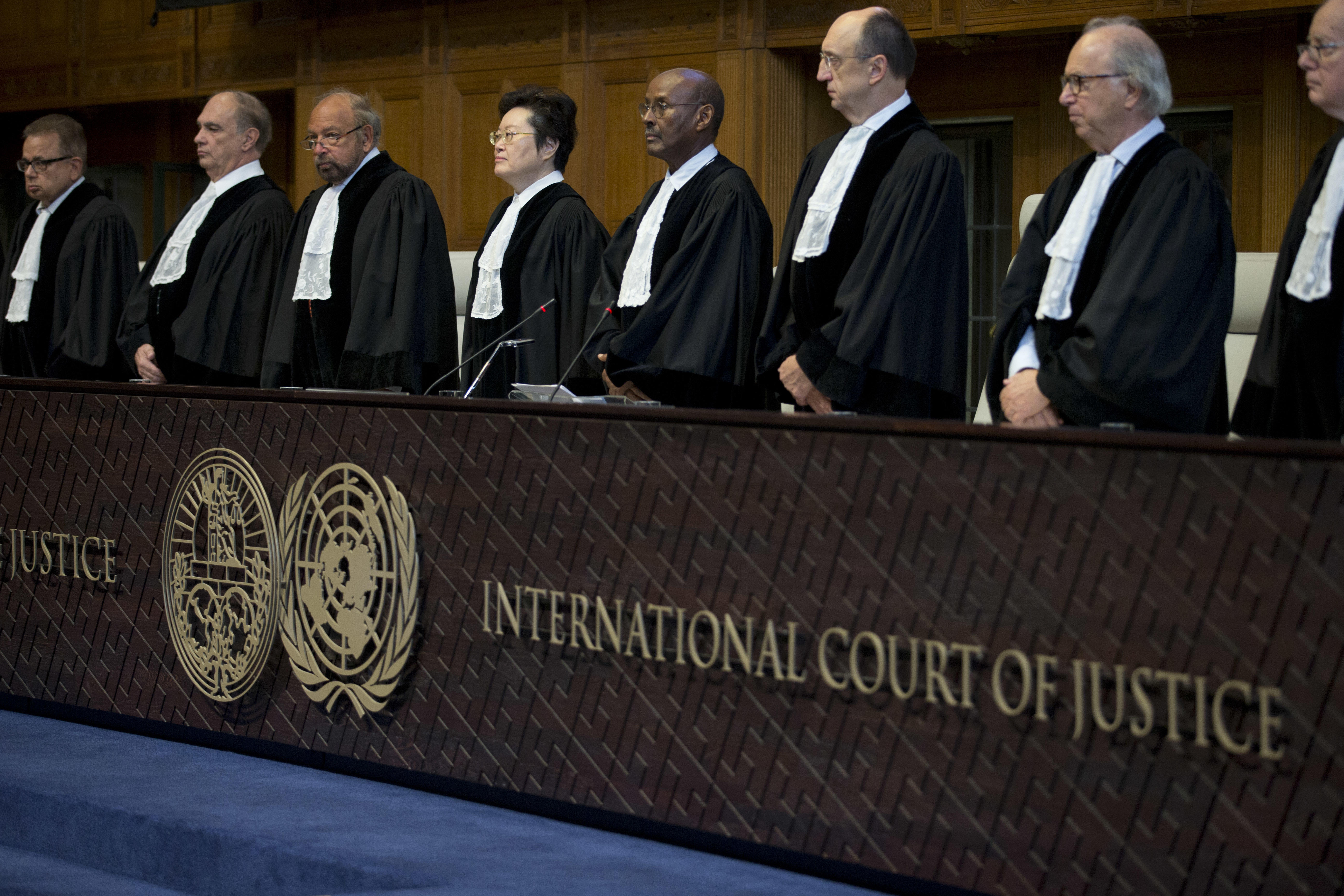UN International Court of Justice says US sanctions on Iran