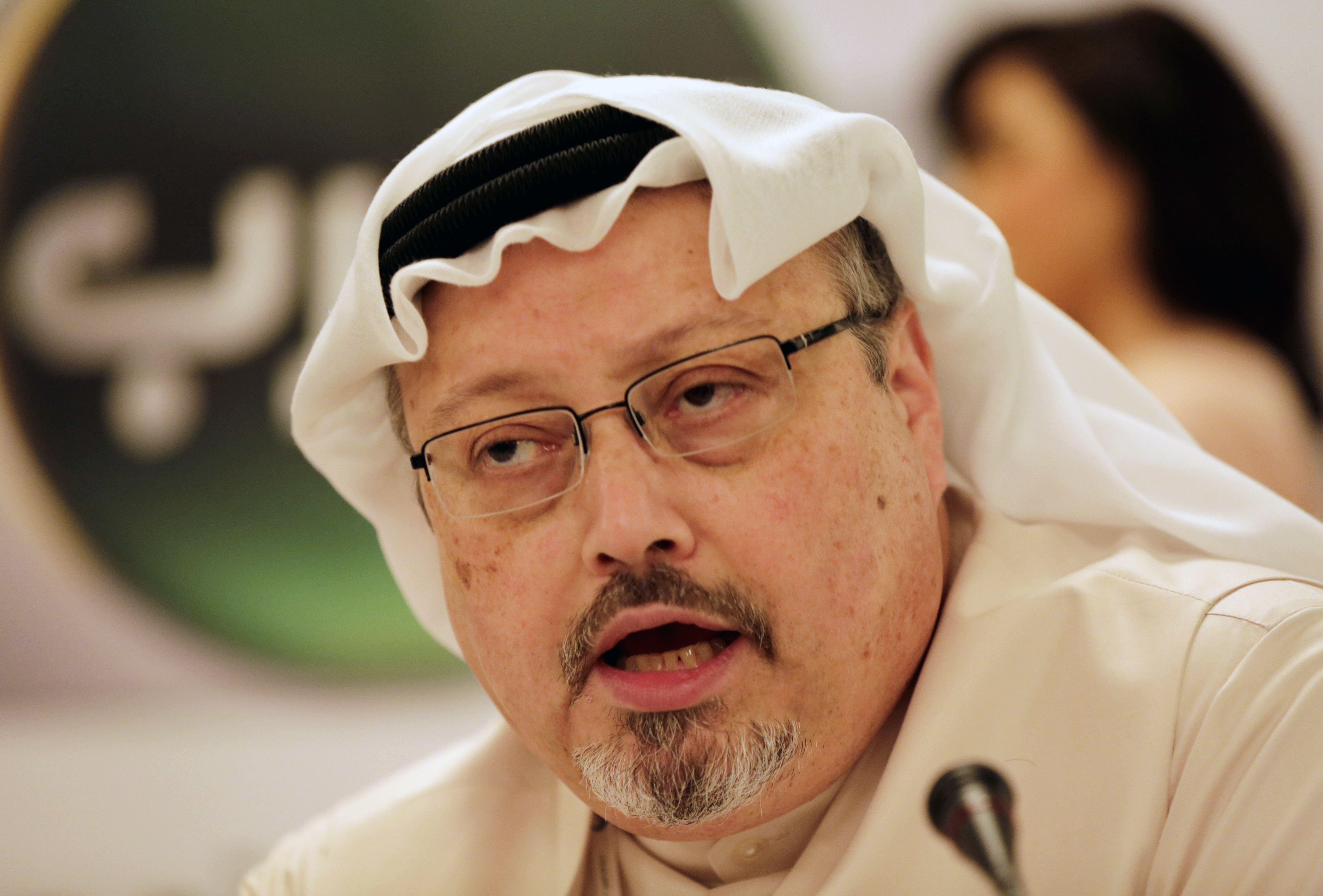 huge discount 6dc38 e6be4 Saudi Arabia says crown prince called Jamal Khashoggi s son to express  condolences