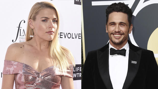 Busy Philipps Says James Franco Assaulted Her While Filming -2886