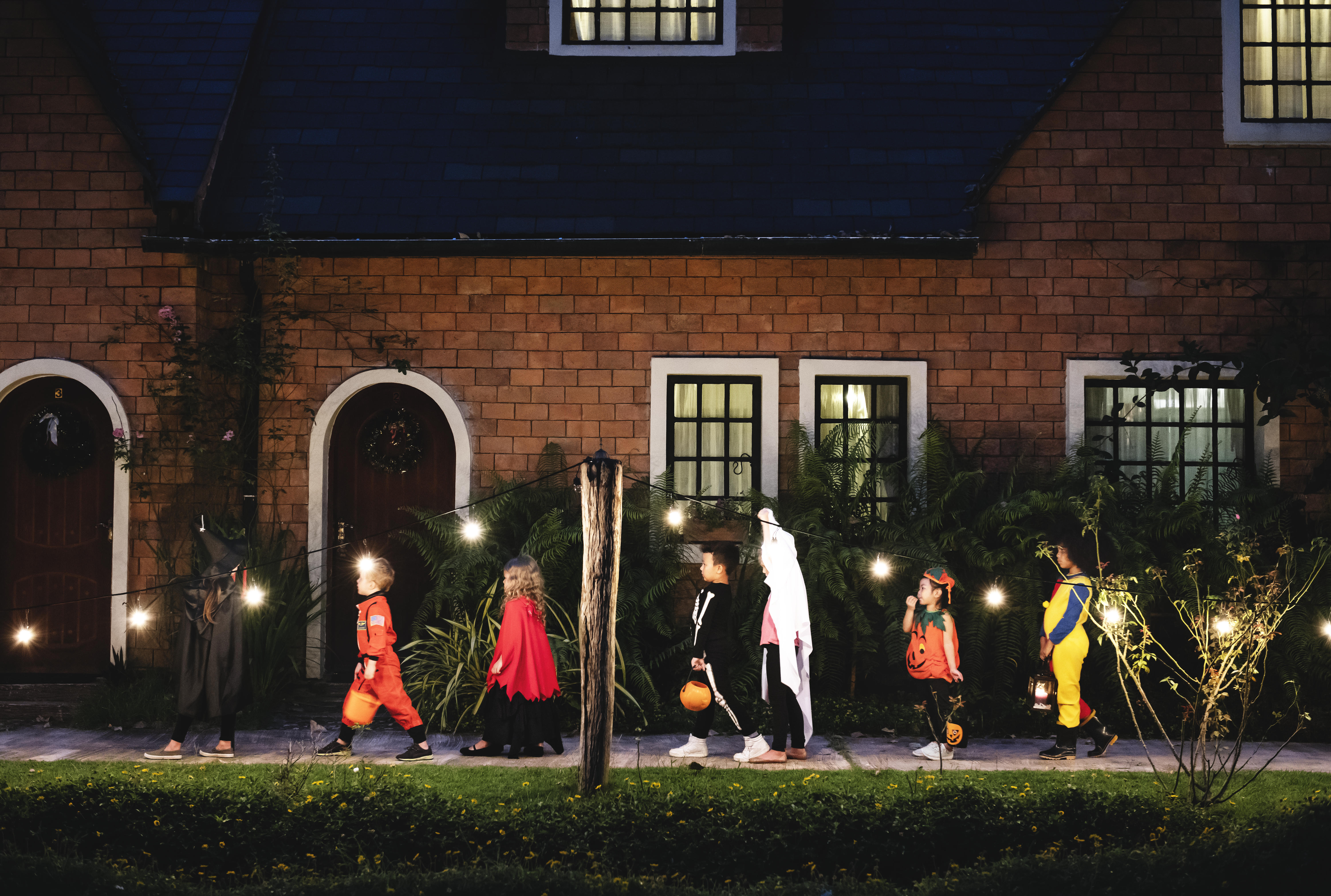 Virginia city threatens trick-or-treaters over the age of 12 with