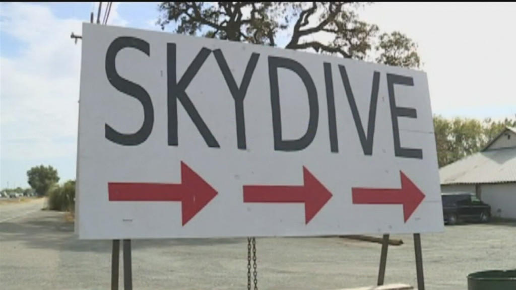 Skydiver dies after her parachute fails to deploy at the