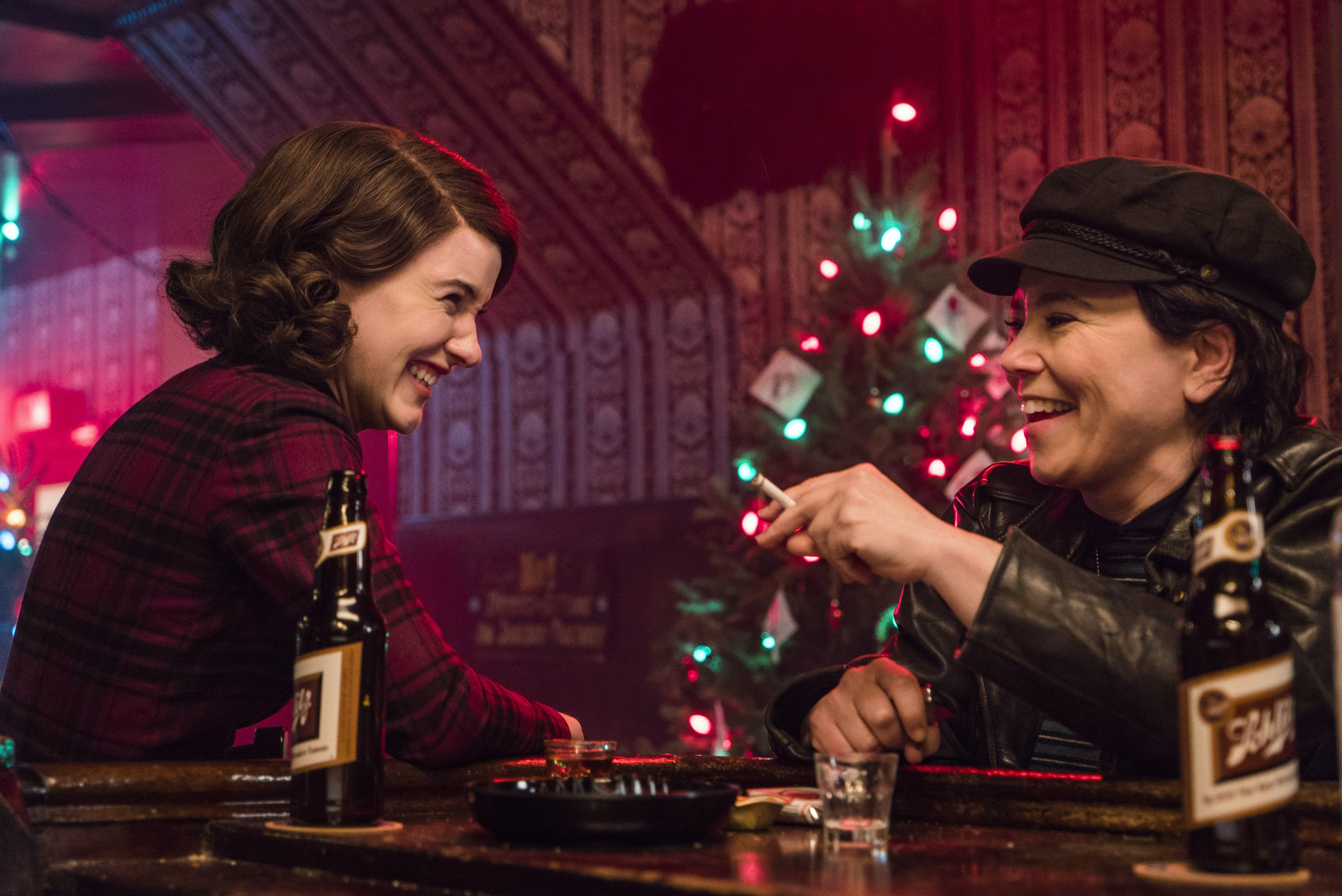 Risultati immagini per the marvelous mrs maisel season 2
