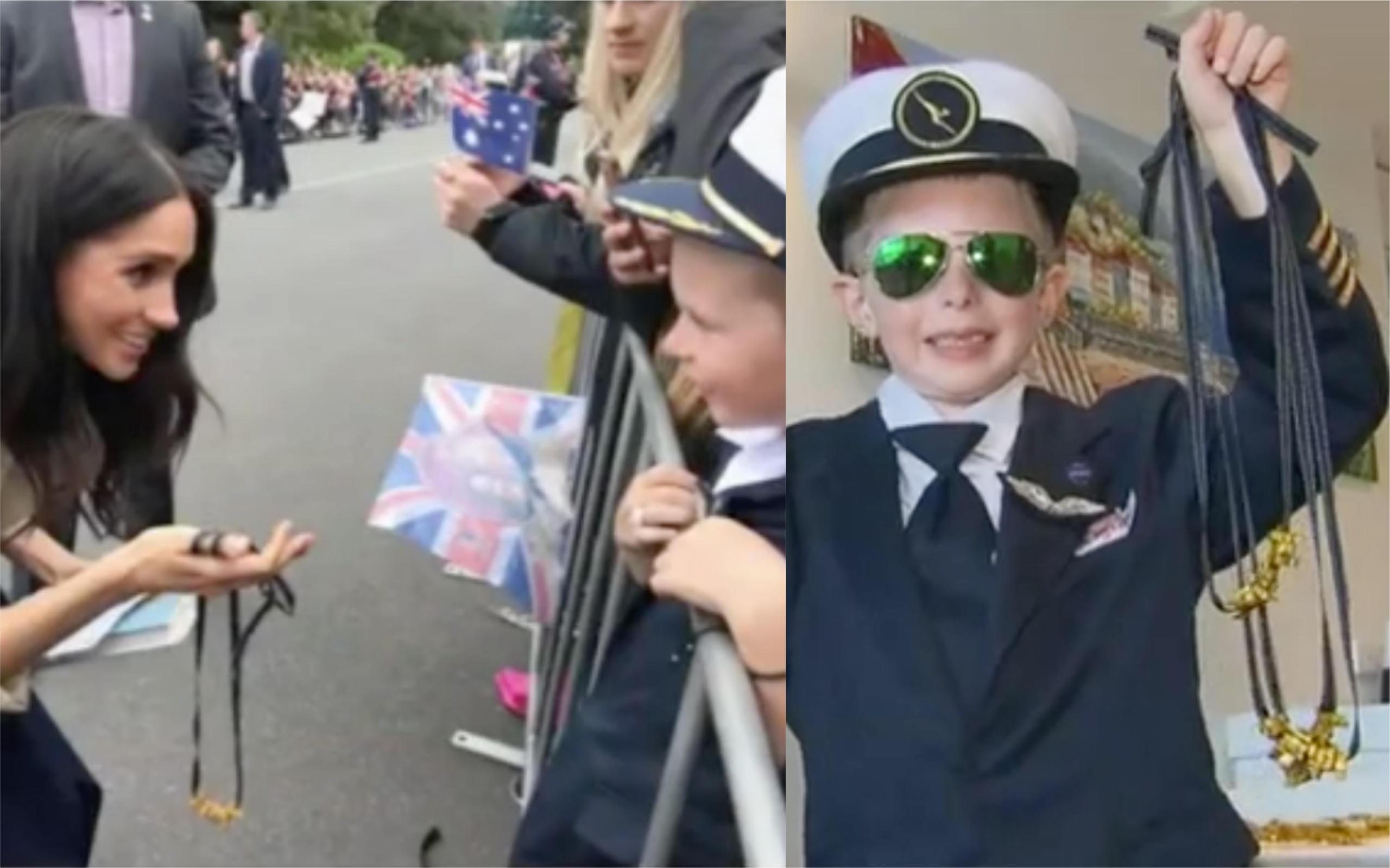 Gavin Hazelwood 6 Year Old Boy From Melbourne Australia Gave