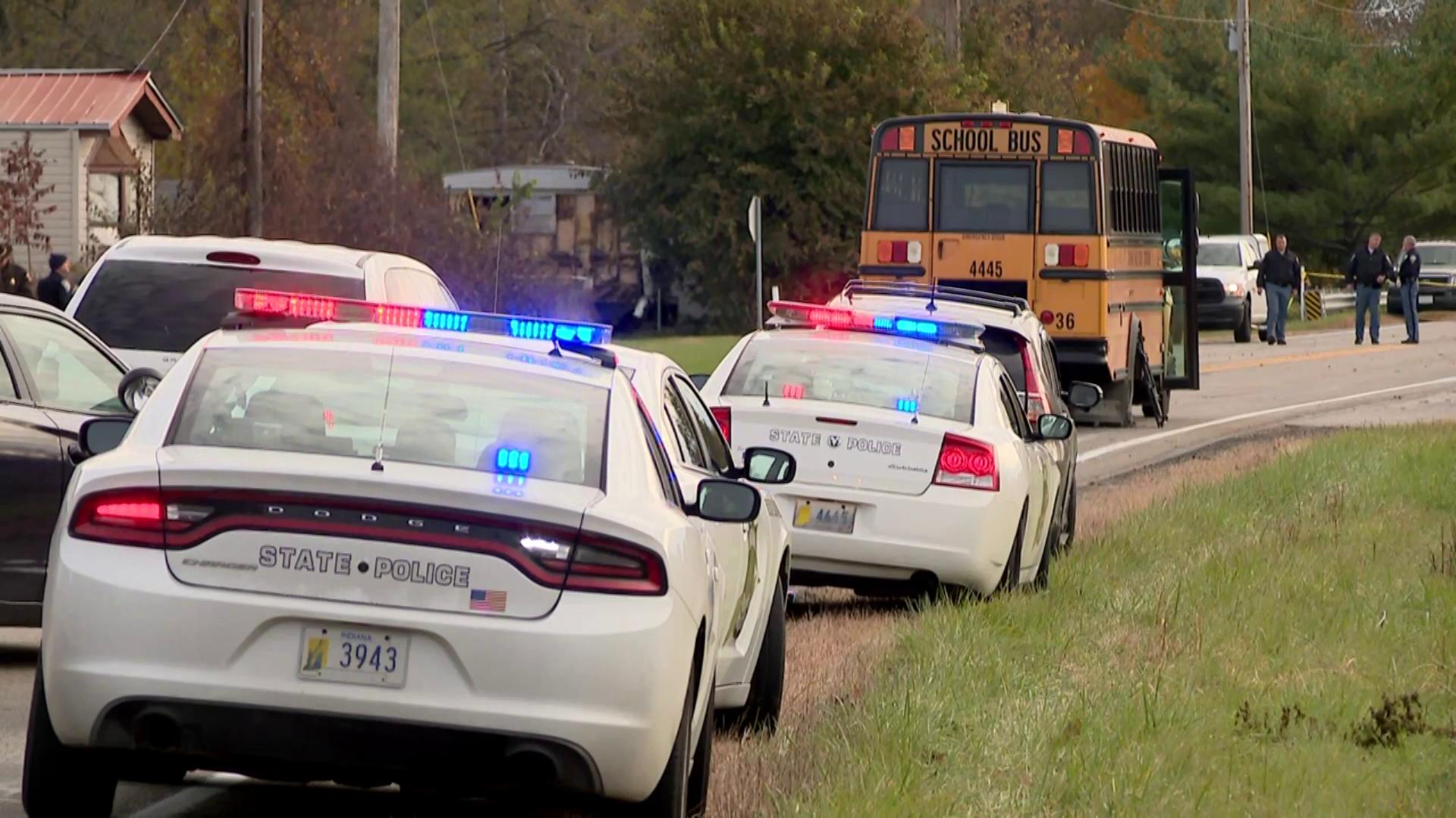 School bus stop crashes kill 5 in 3 days, amid