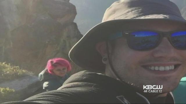 Yosemite fall: Selfie may show Meenakshi Moorthy before she