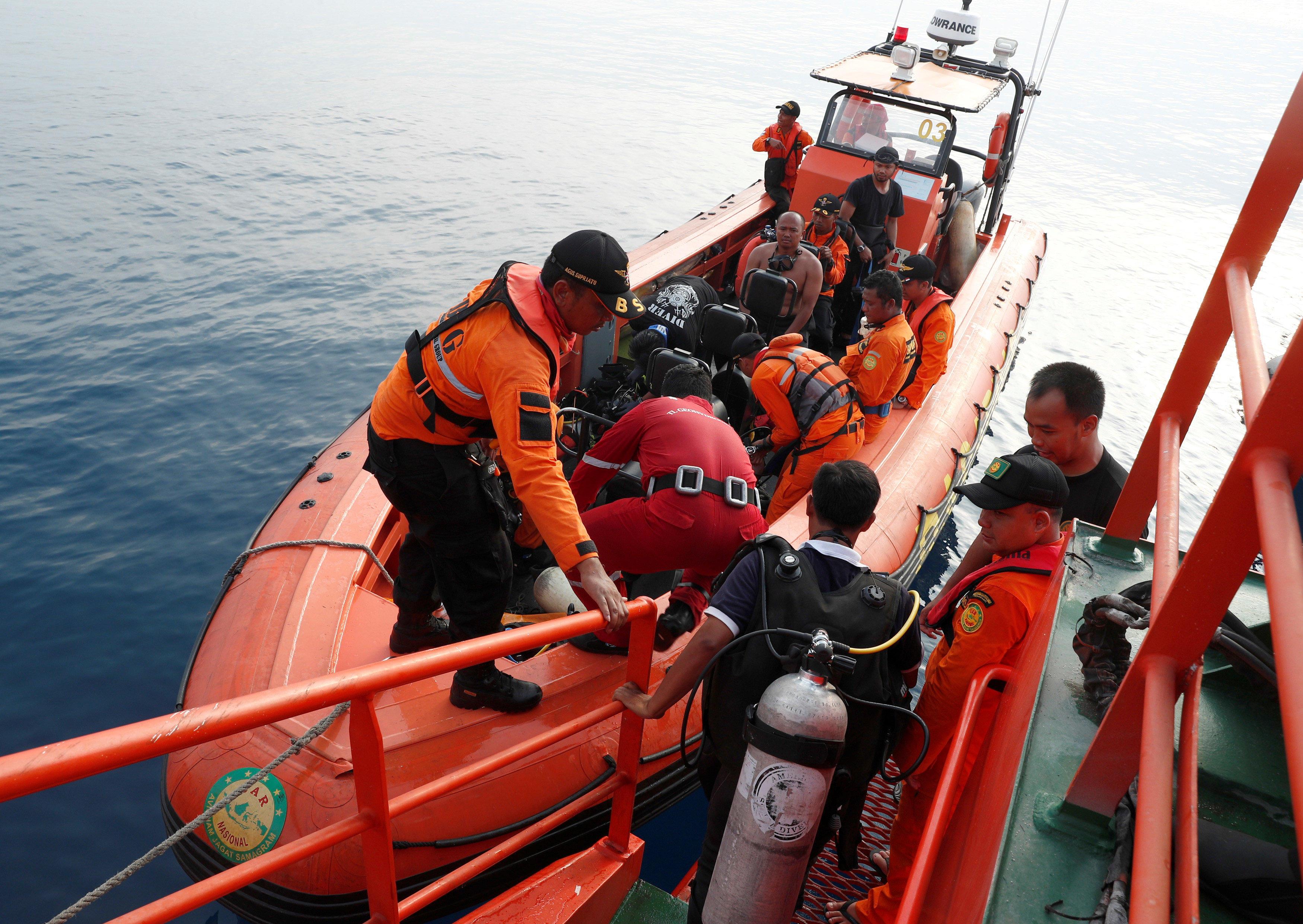 Lion Air plane crash: Passengers' bodies found still