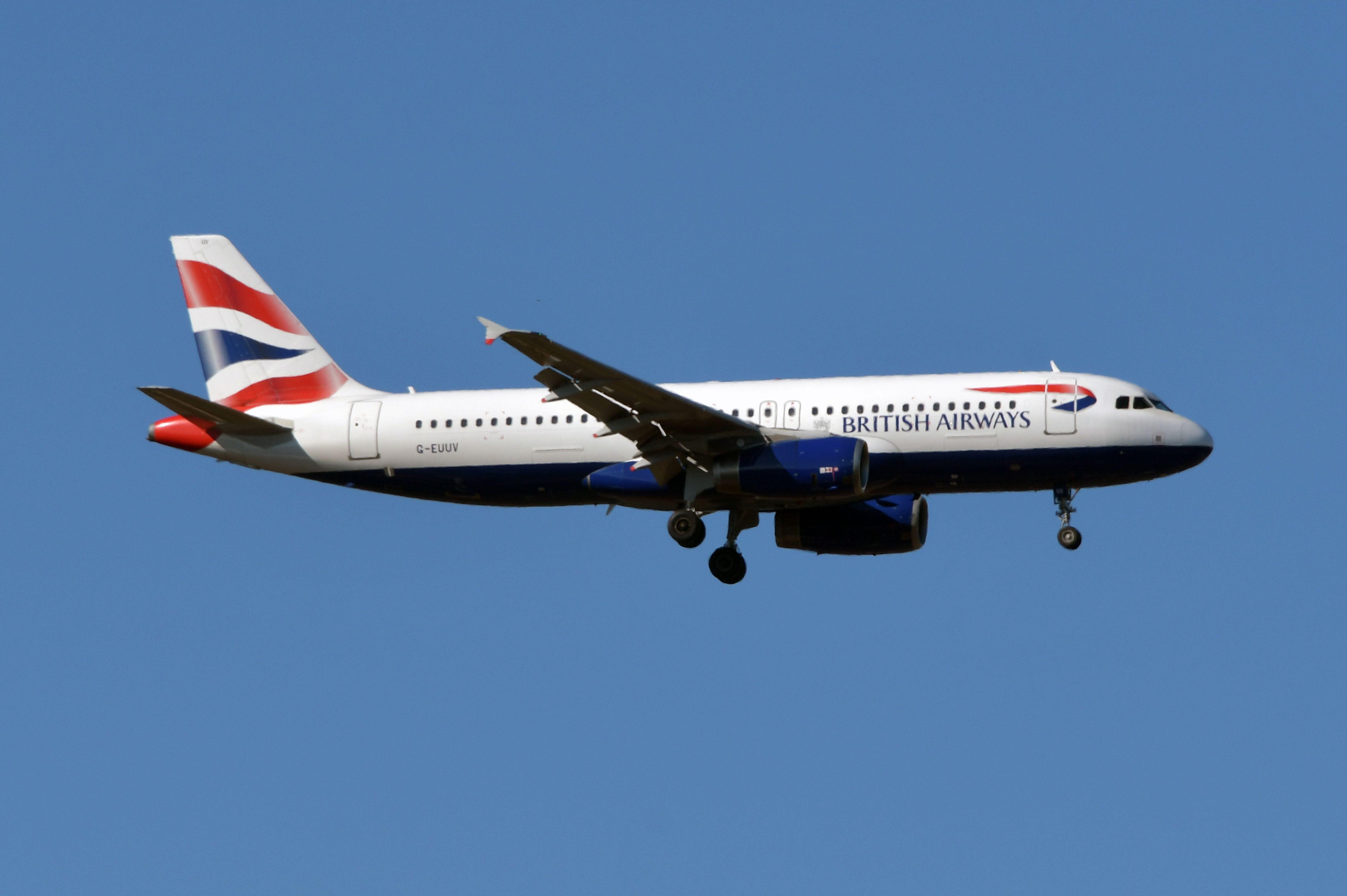 British Airways passengers endure 3-day