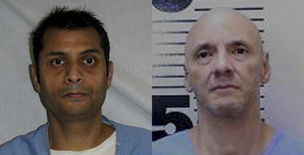 2 serial killers found dead within hours on California's