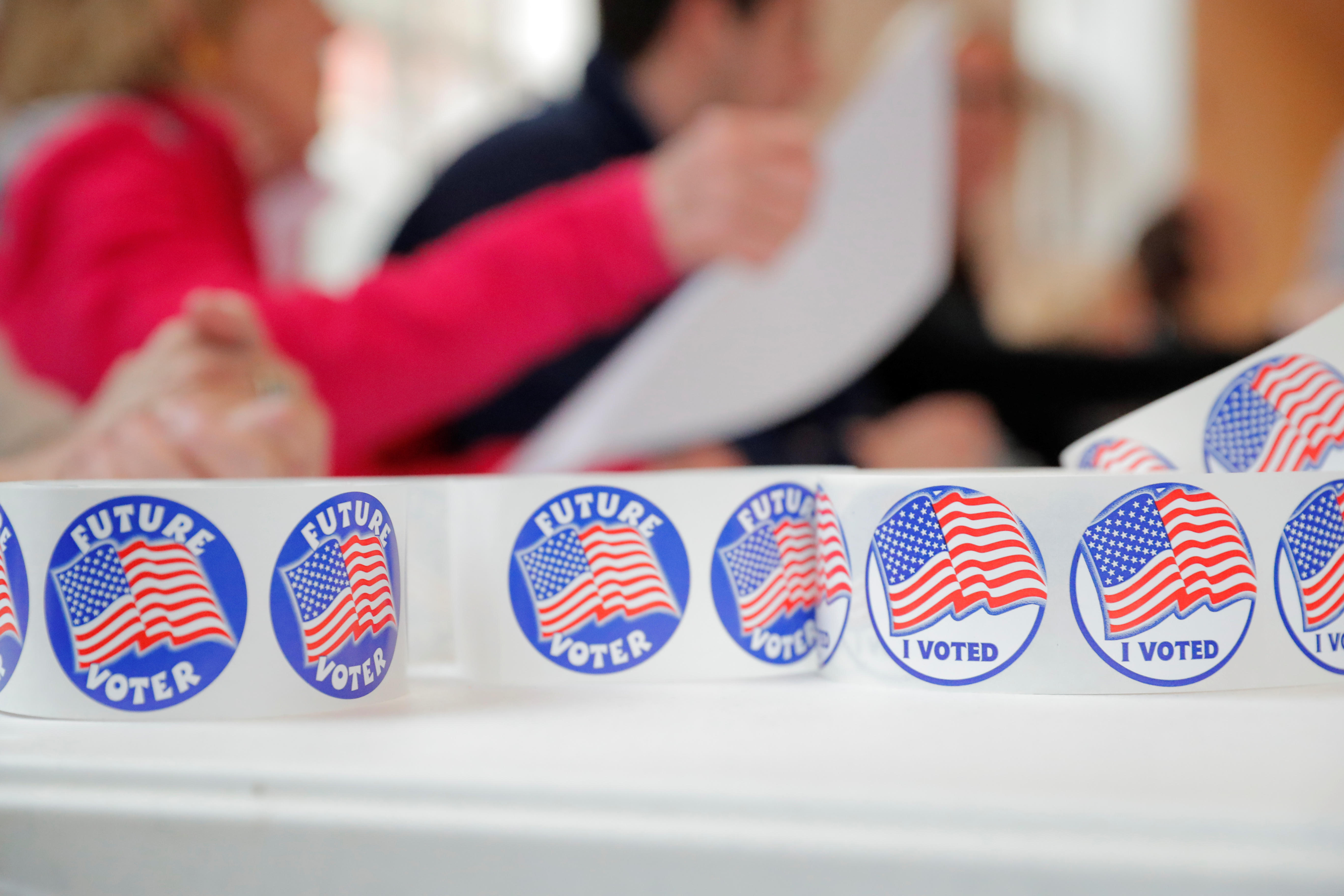 Record voter turnout in 2018 midterm elections - CBS News