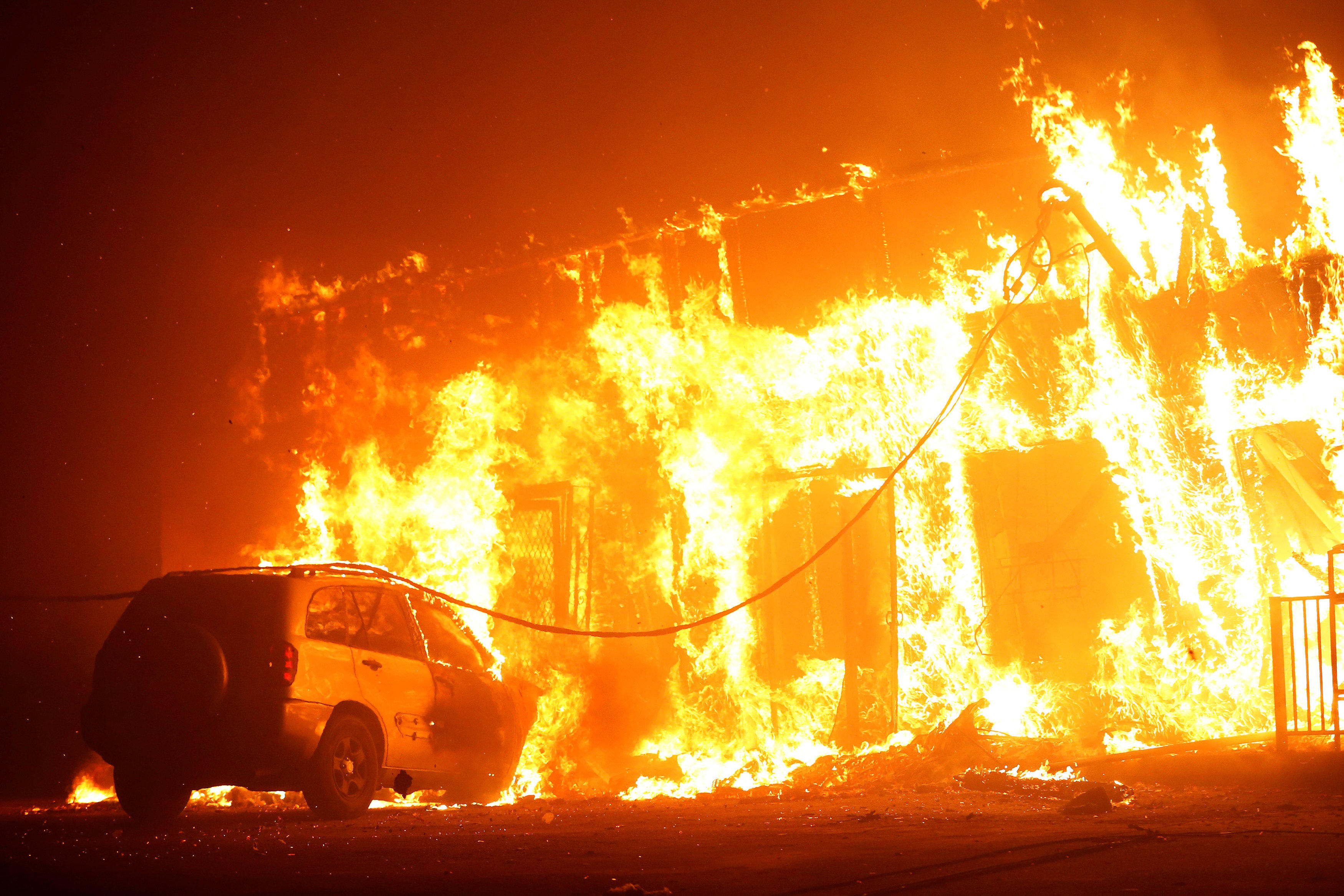 camp fire latest updates death toll evacuation orders from