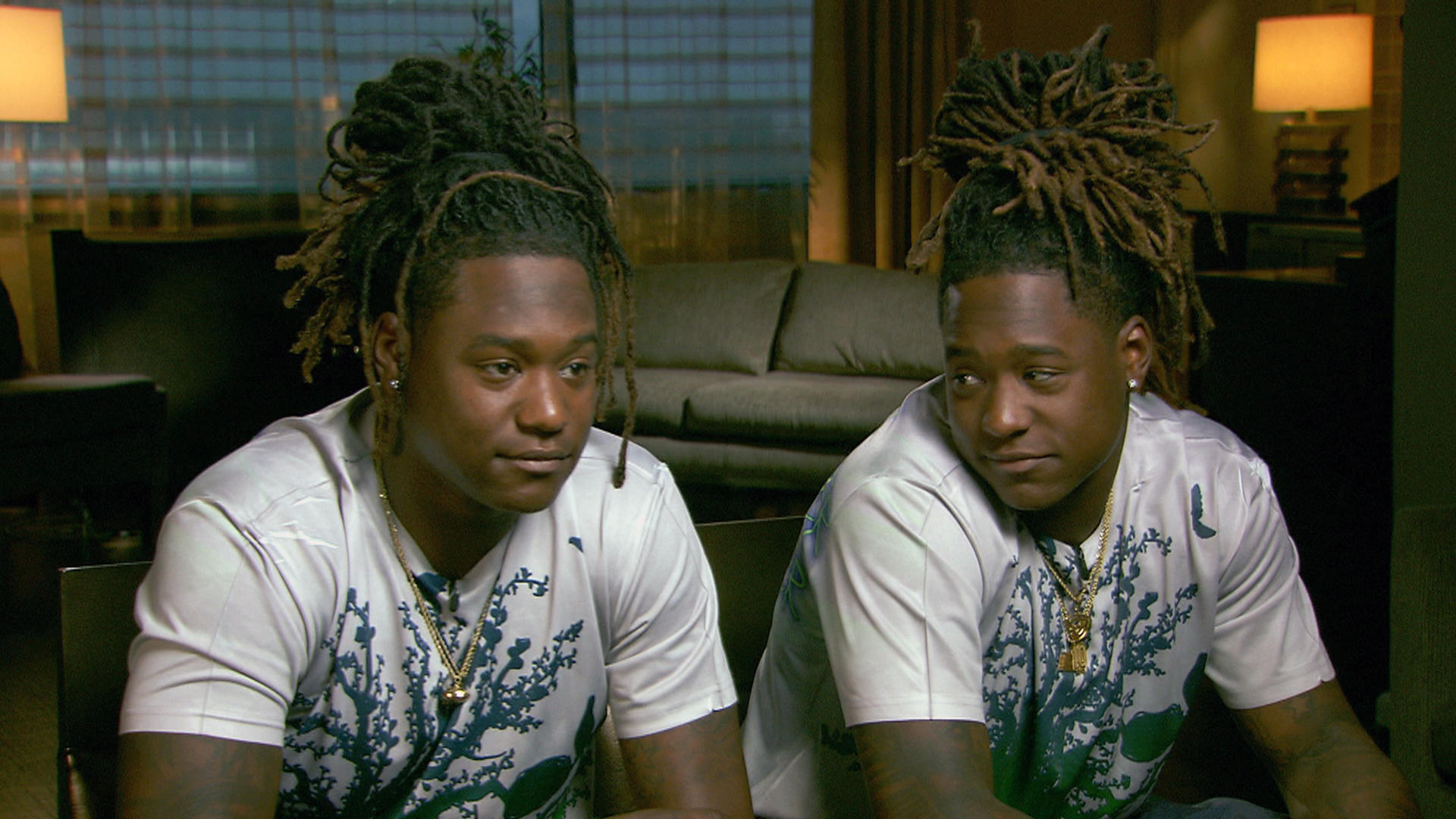 21e27866 Brotherly love: Shaquem and Shaquill Griffin's pact