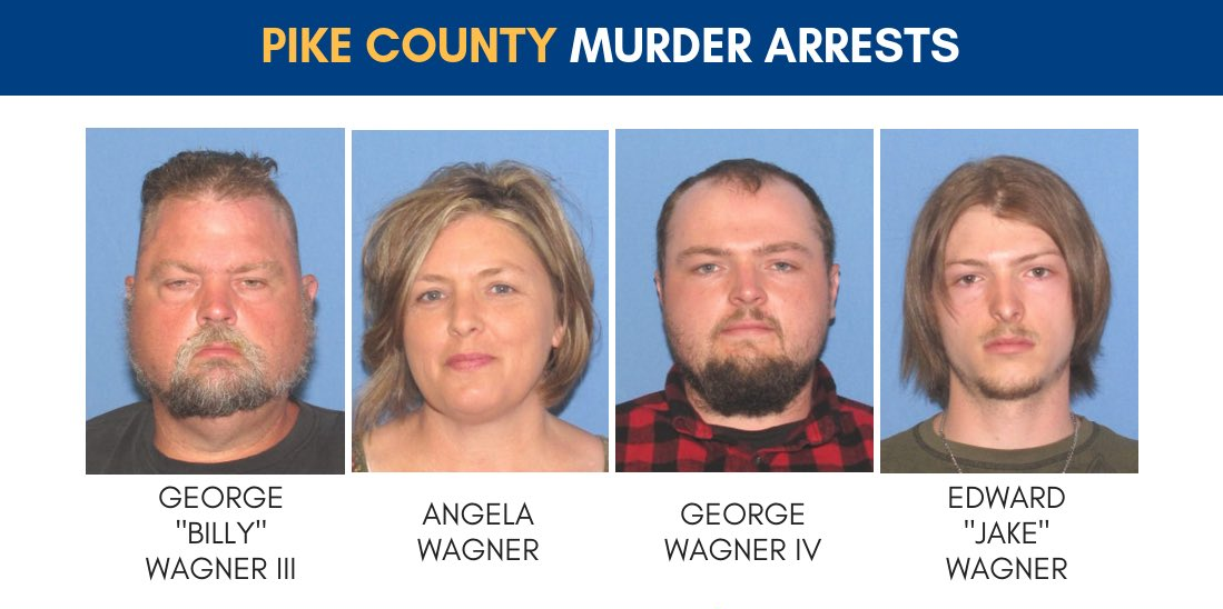Rhoden Family Murders Wagner Family Of Four Arrested In Gruesome