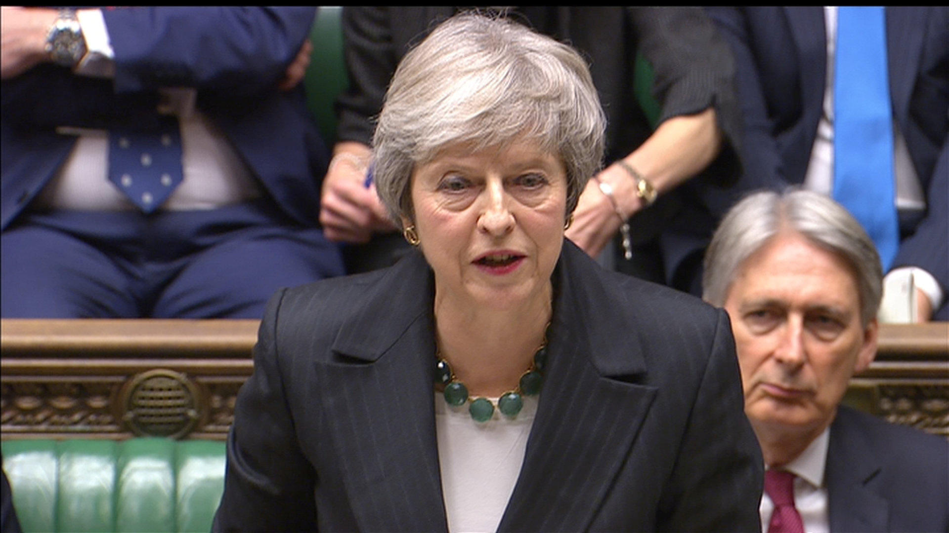 aca1cfec0b Brexit vote news: Uncertainty mounts as Theresa May delays key ...