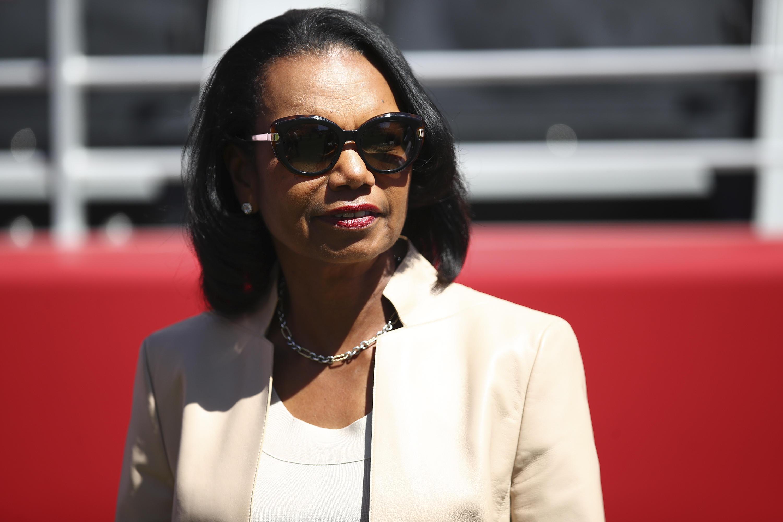 Condoleezza Rice says she won't be head coach of the Cleveland