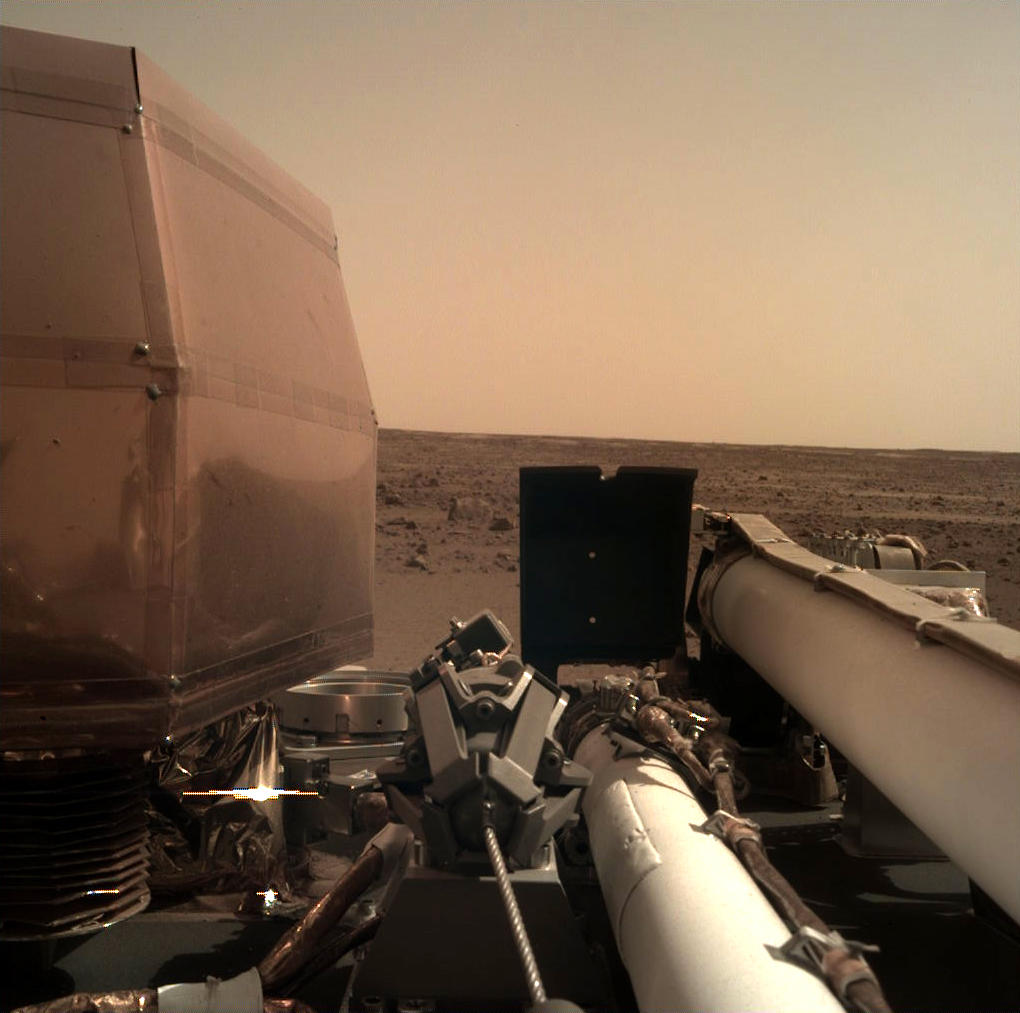mars insight landing bbc - photo #20