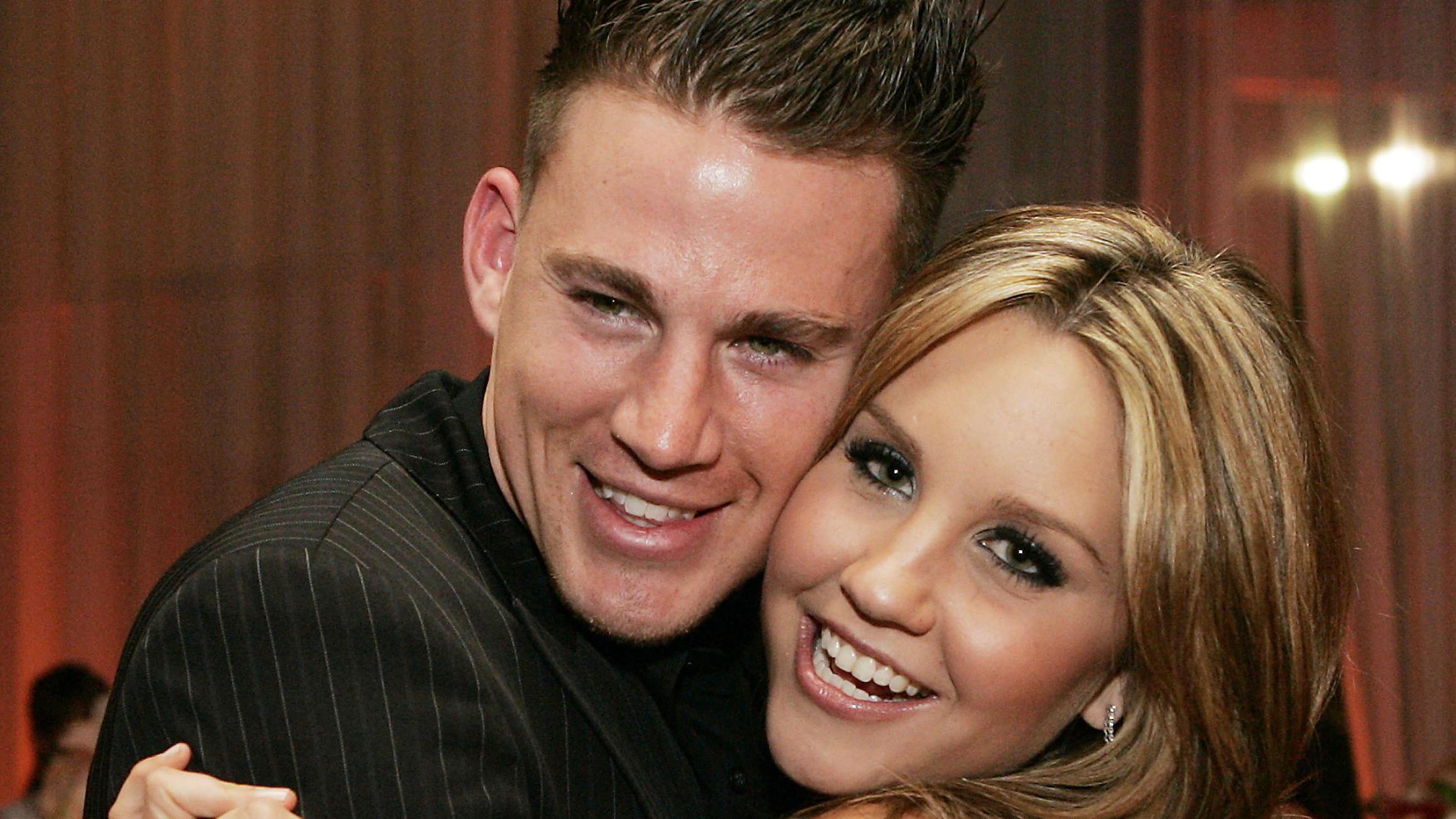 Channing Tatum Says He Loves Amanda Bynes For Helping Him Start His Career Cbs News