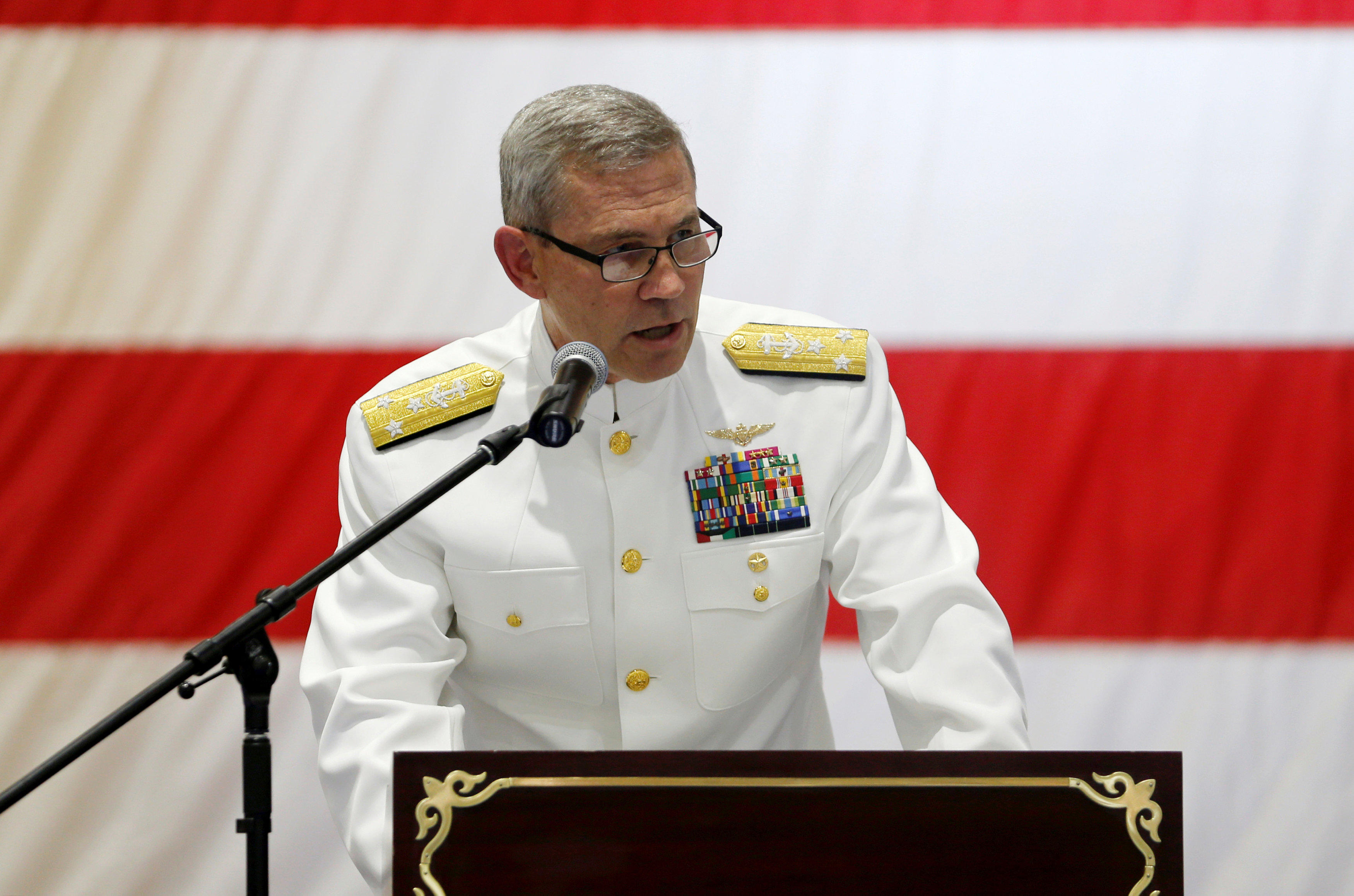 U.S. Navy admiral Scott Stearney found dead in apparent suicide ...