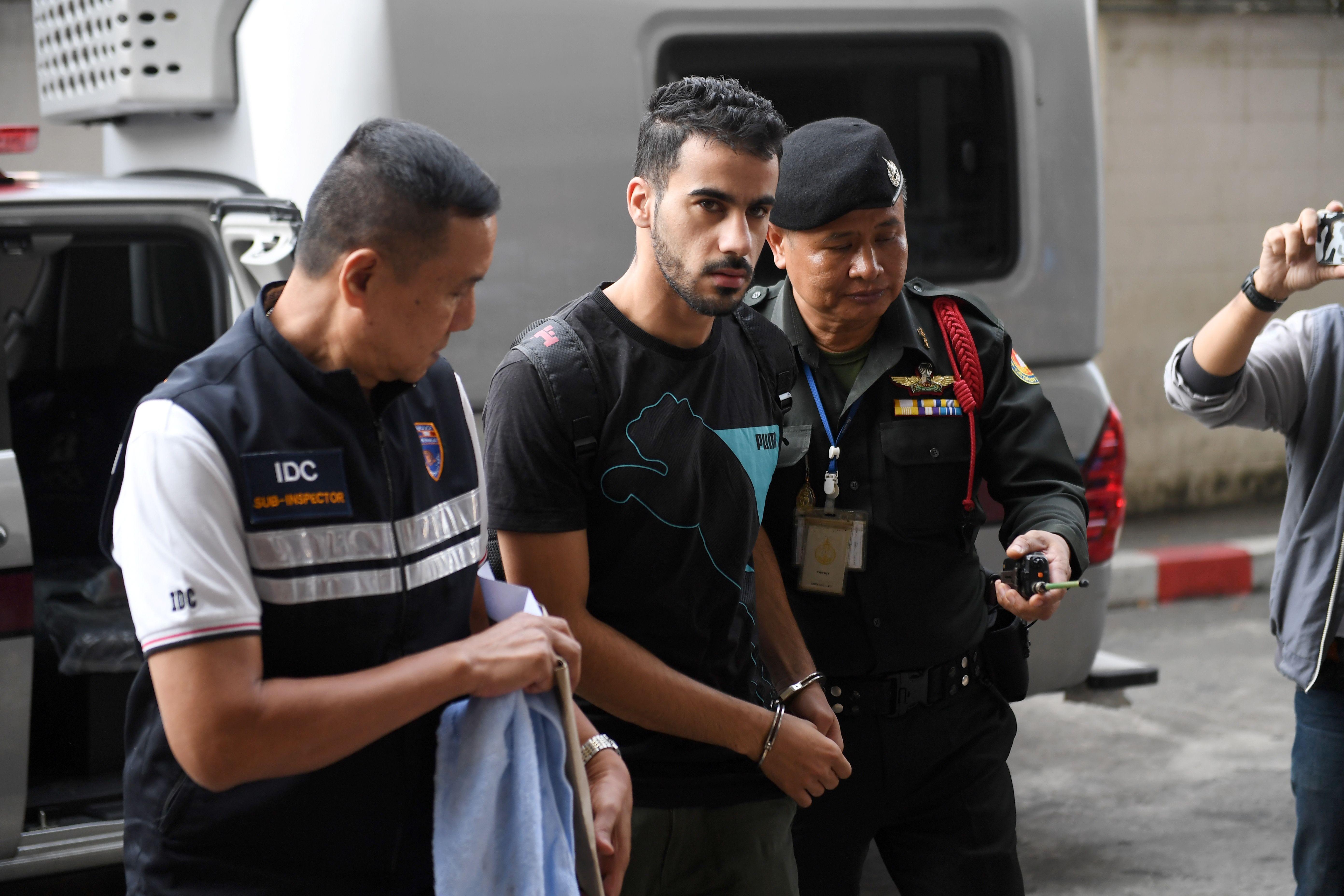 """Hakeem Al Araibi: Hakeem Al-Araibi, Bahrain Soccer Player Refugee """"terrified"""