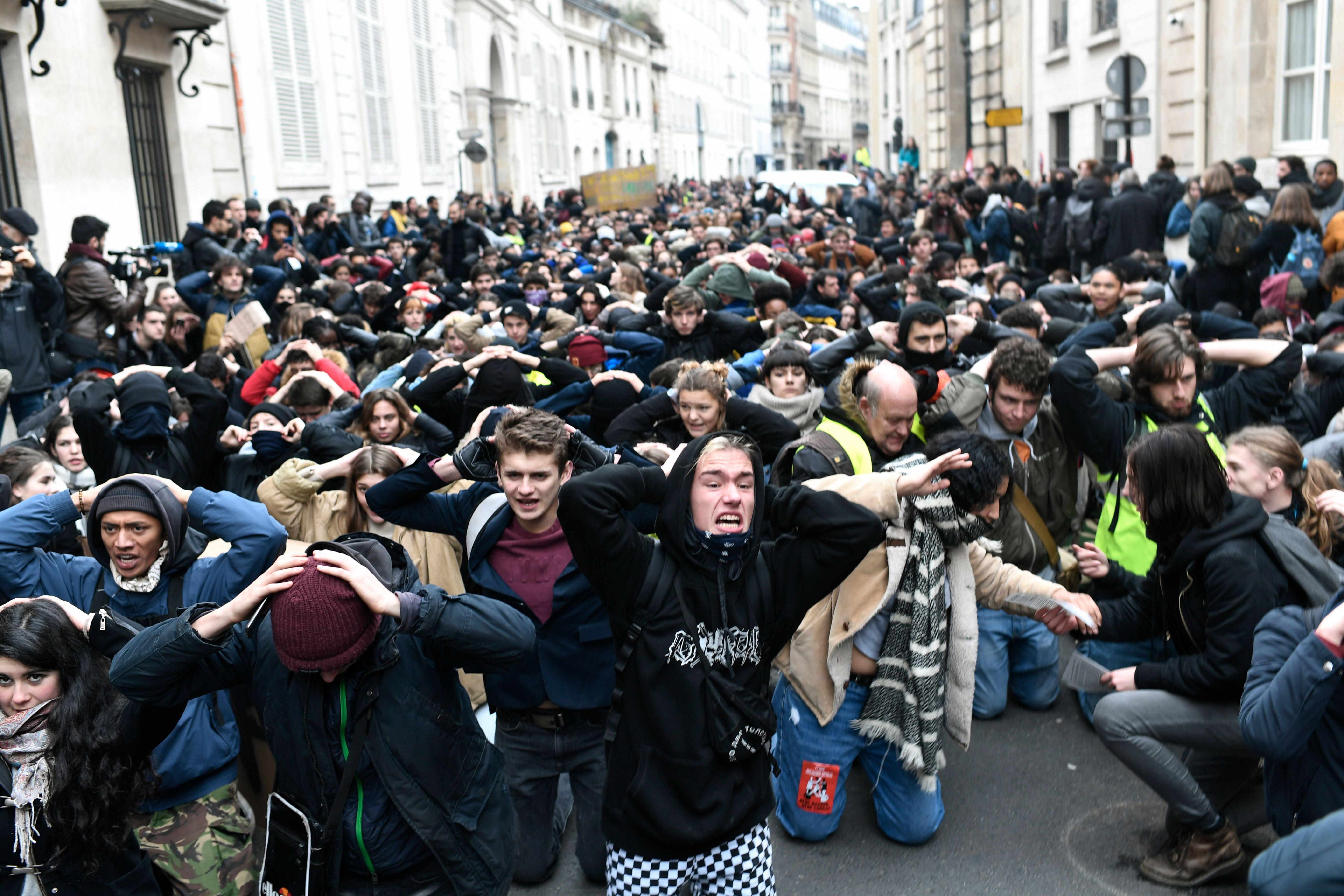 Protest News: Paris Riots Set To Continue As France President Emmanuel
